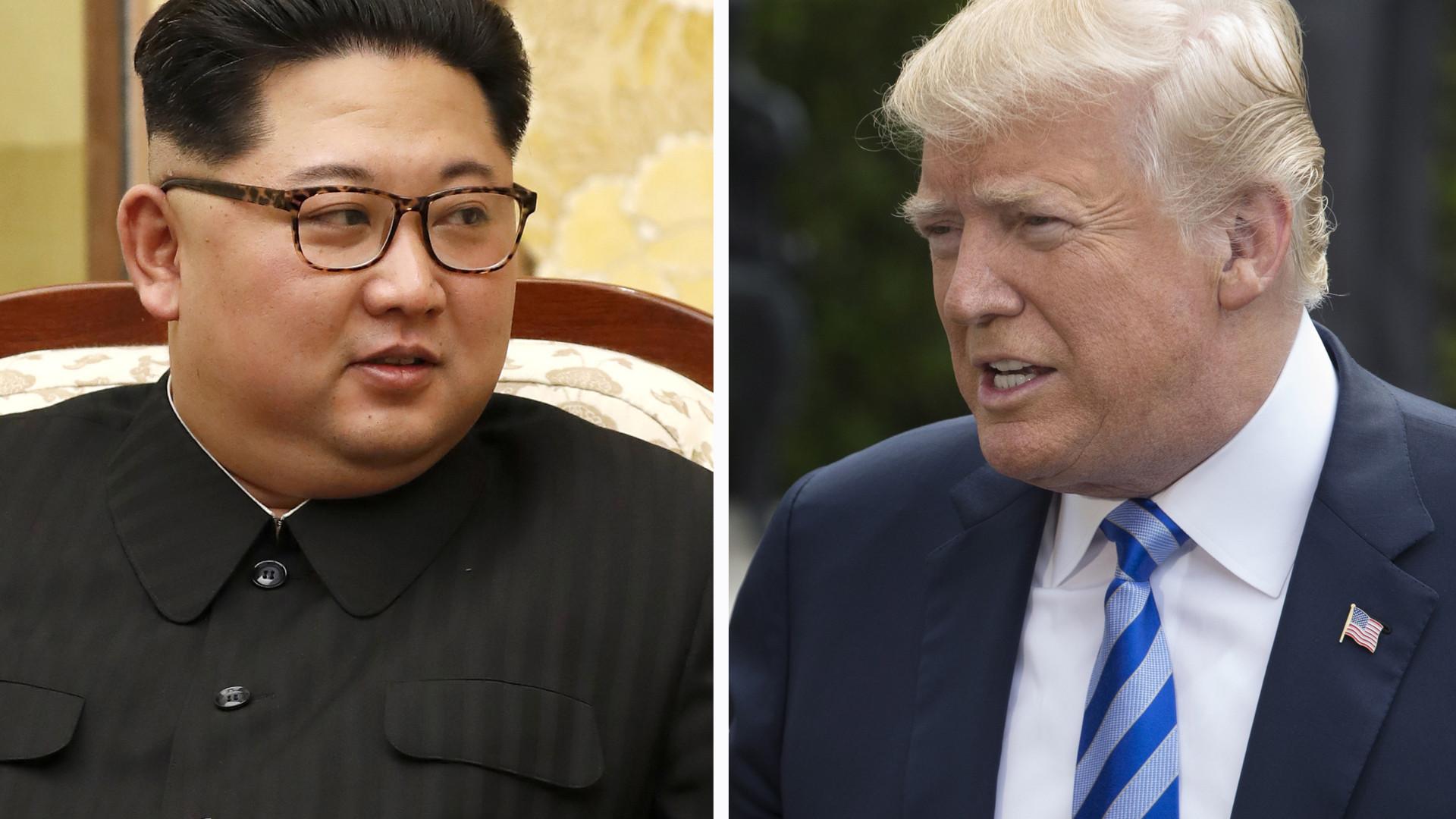 Coreia do Norte critica vice-Presidente dos EUA e lança dúvidas