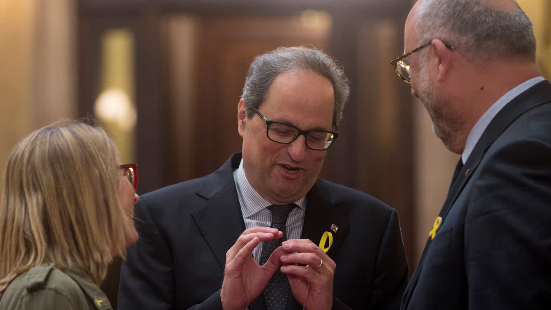 Catalunha: radicais dão sinal verde para eleição de presidente separatista