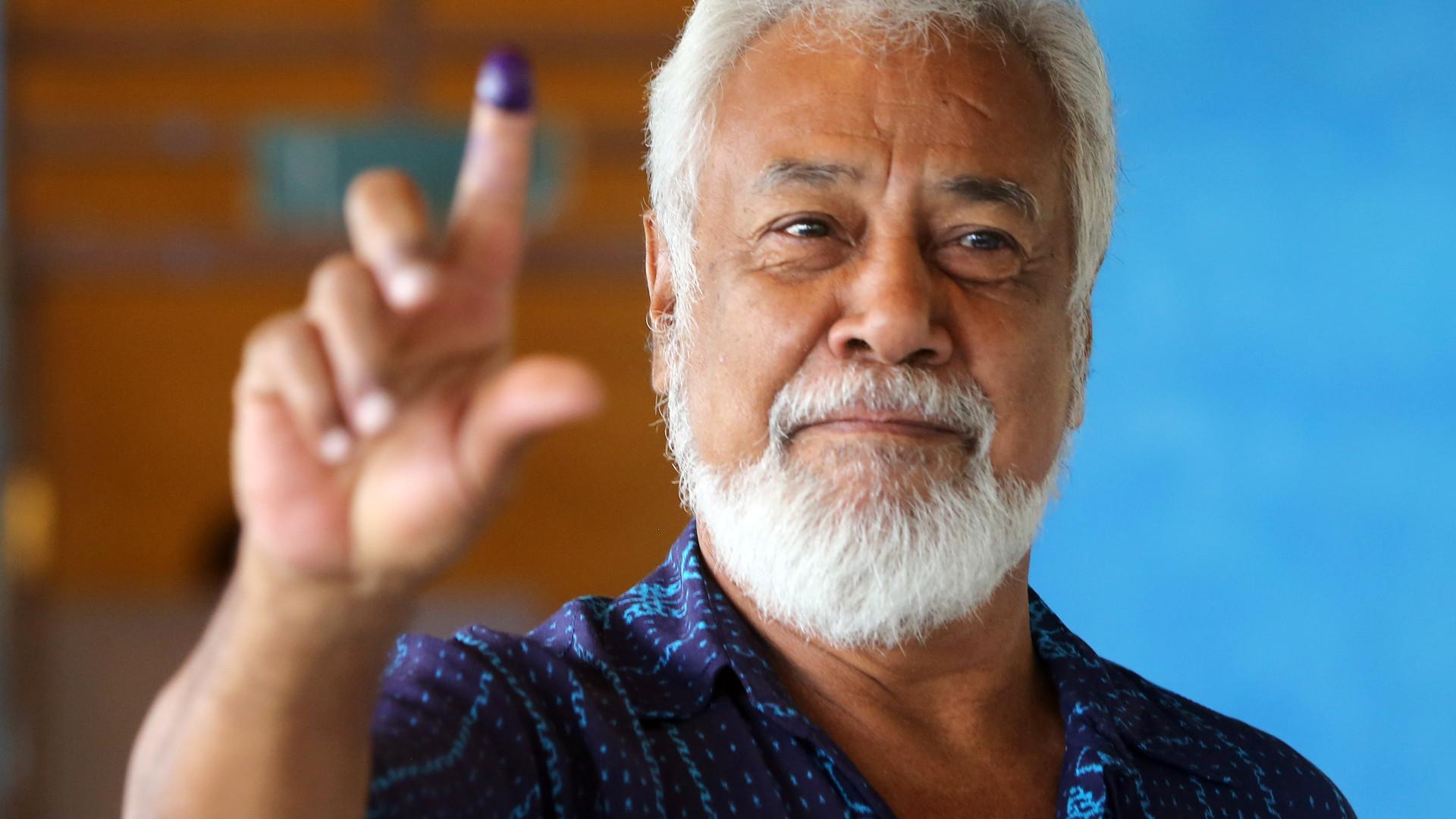 Apuramento nacional confirma vitória com maioria absoluta do AMP em Timor