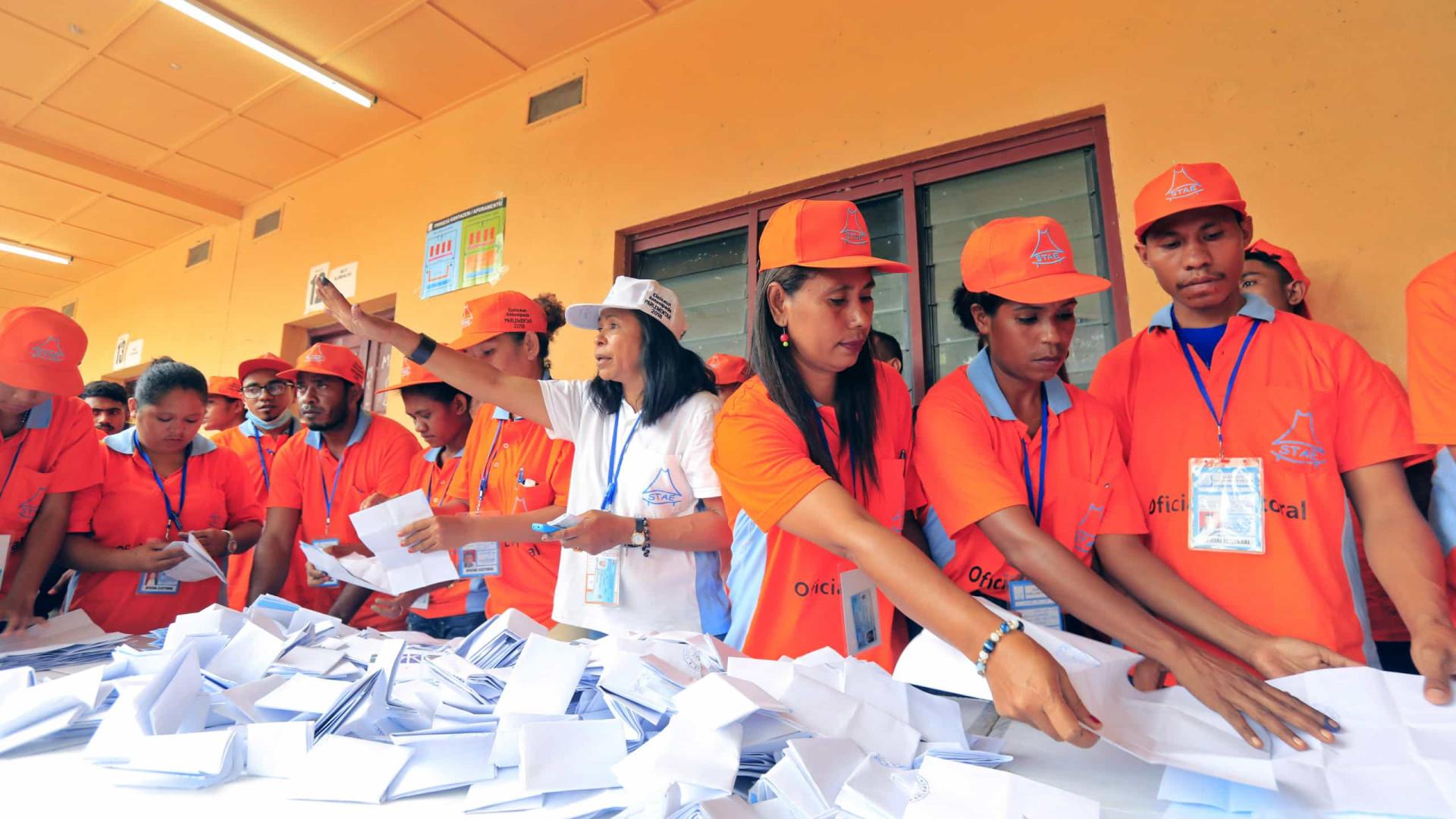 Líder da Fretilin: Partido ainda está a realizar investigação sobre voto