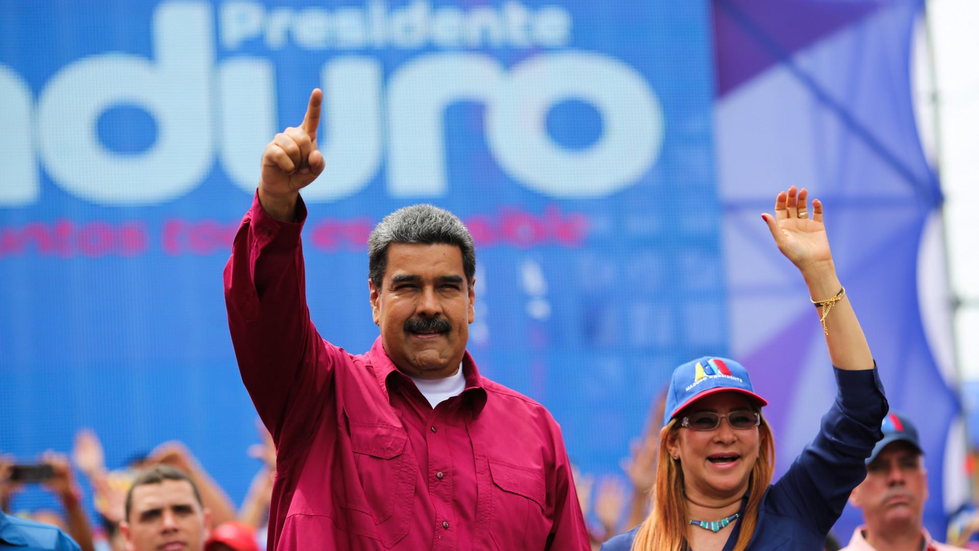 Maduro promete diálogo e grandes alterações económicas se for reeleito