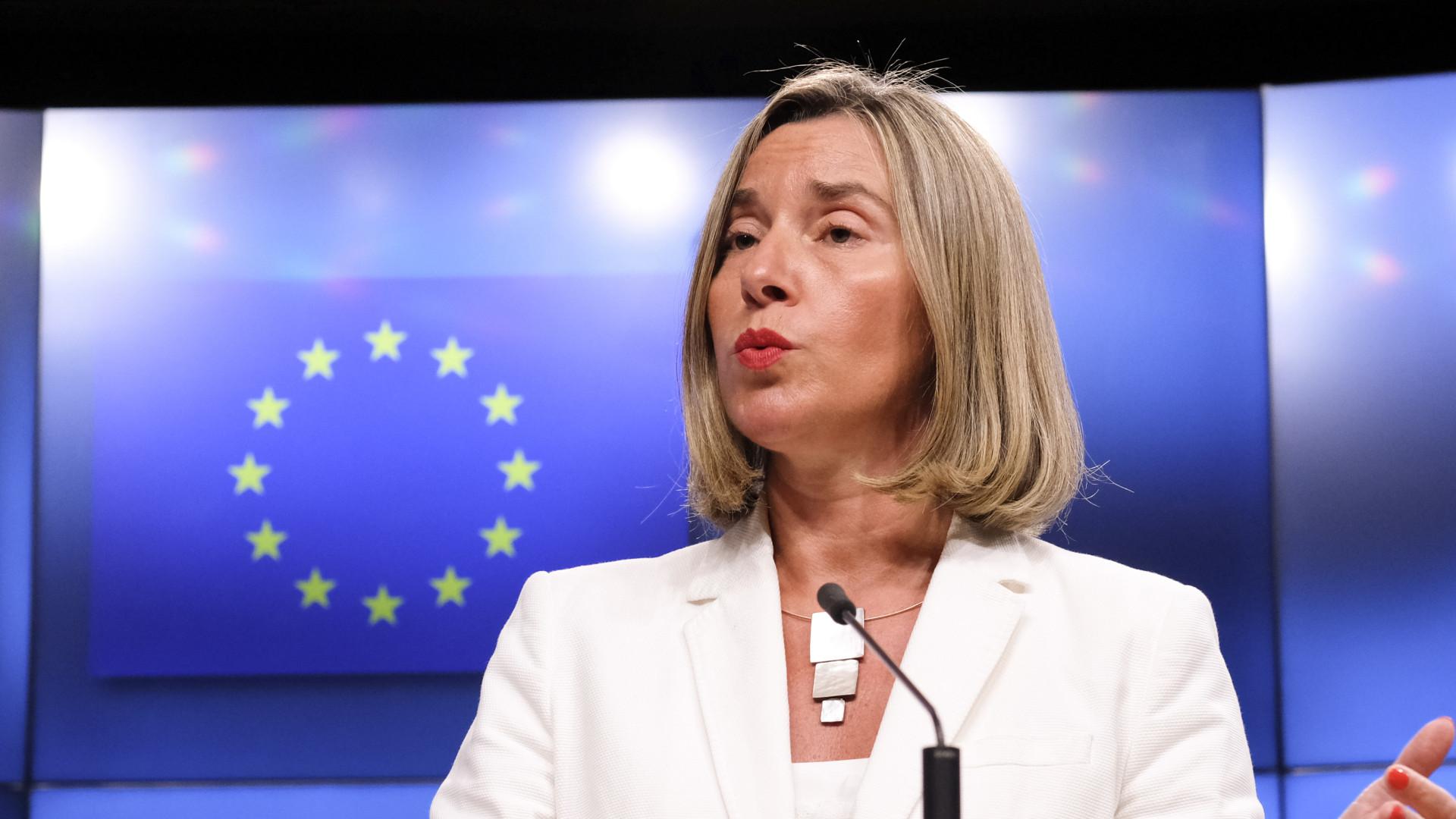 UE pede à Rússia que assuma responsabilidades no abate do voo MH17
