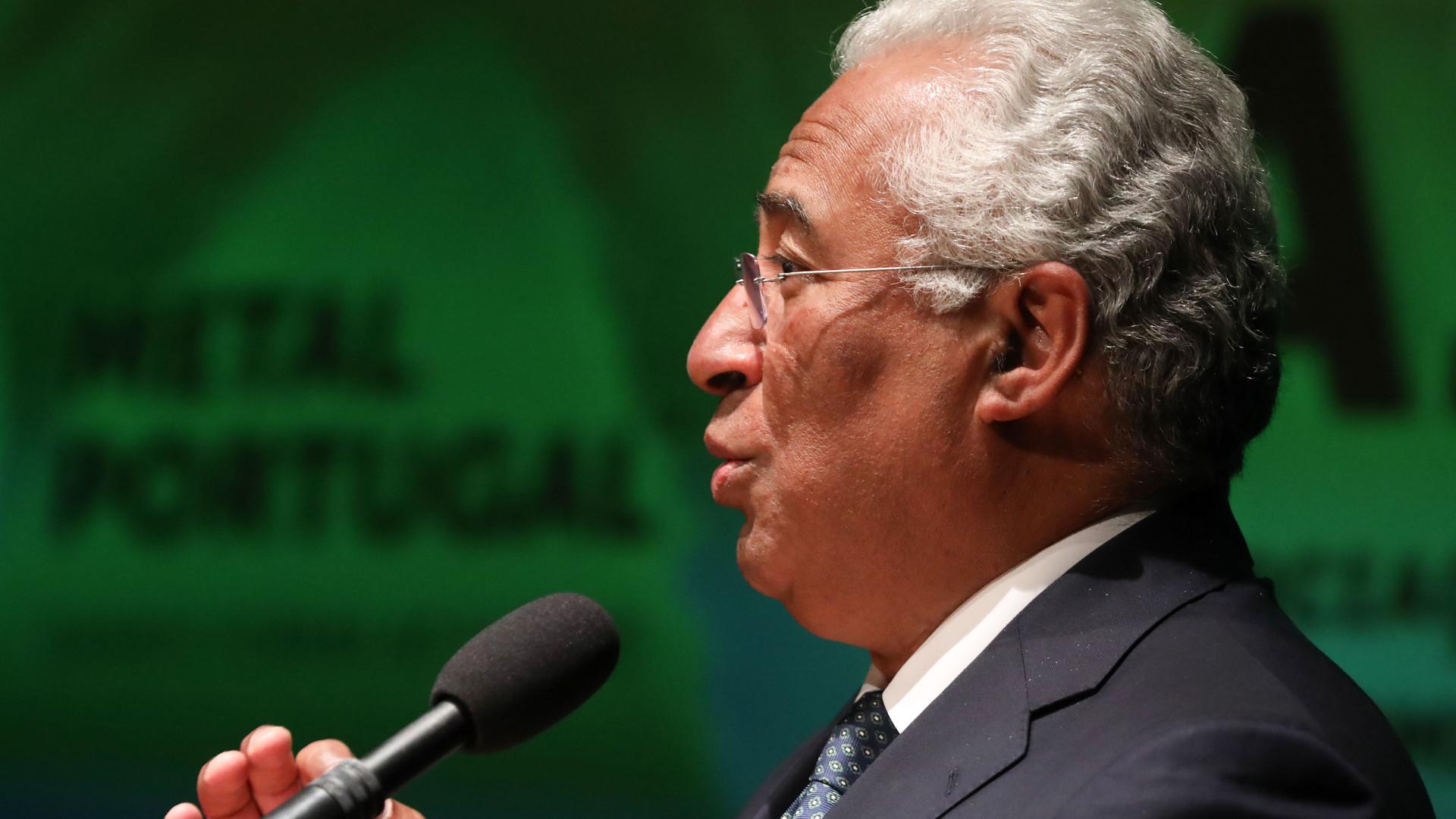 Violência no desporto: Costa quer lei na próxima sessão legislativa