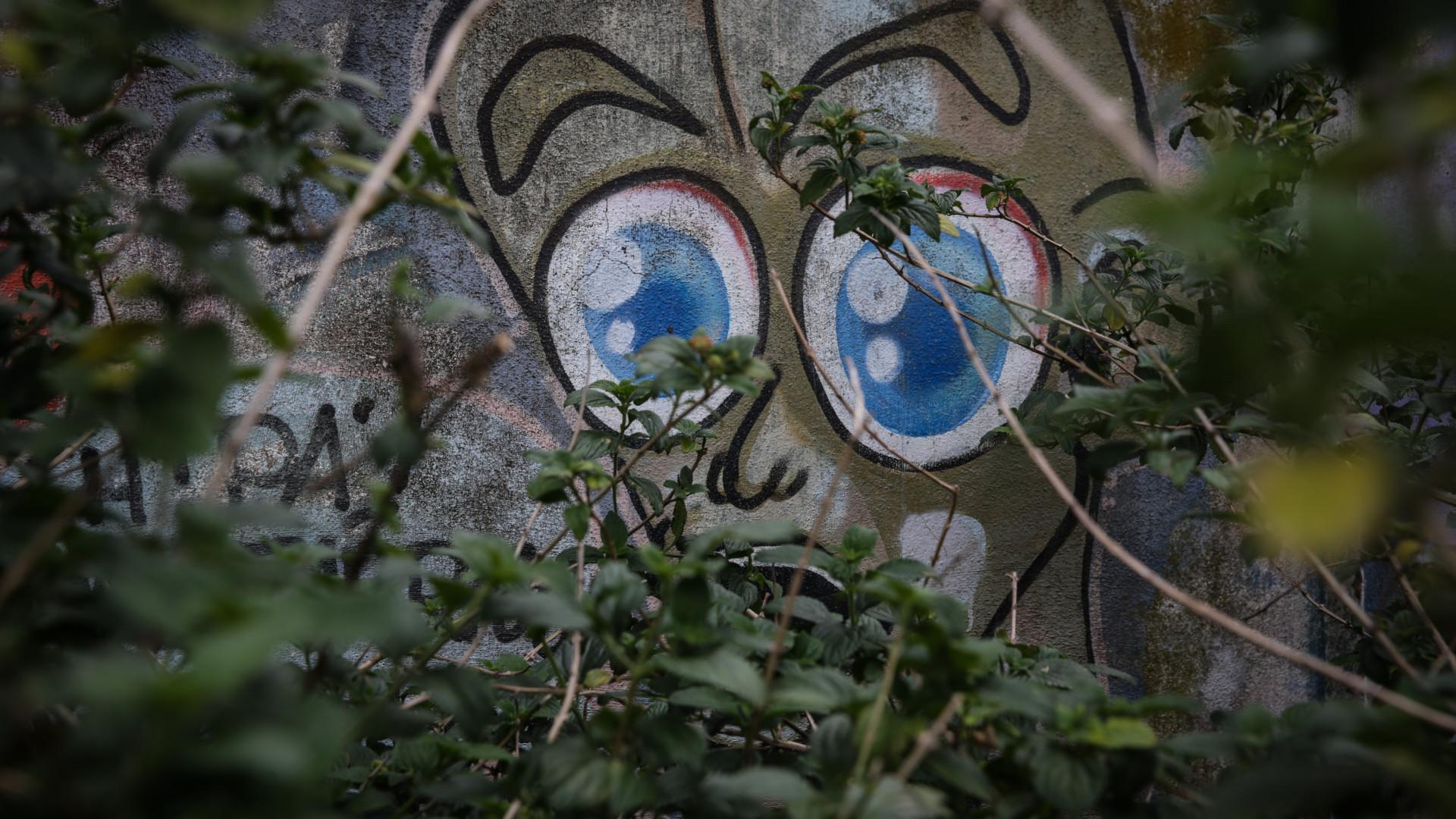 Visita guiada ao 'berço' do 'graffiti' em Portugal