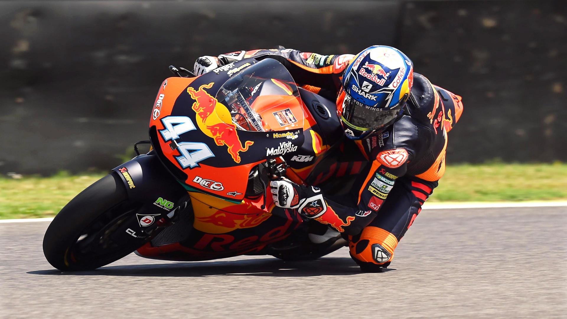 Miguel Oliveira quer nova vitória no Mundial de Moto2