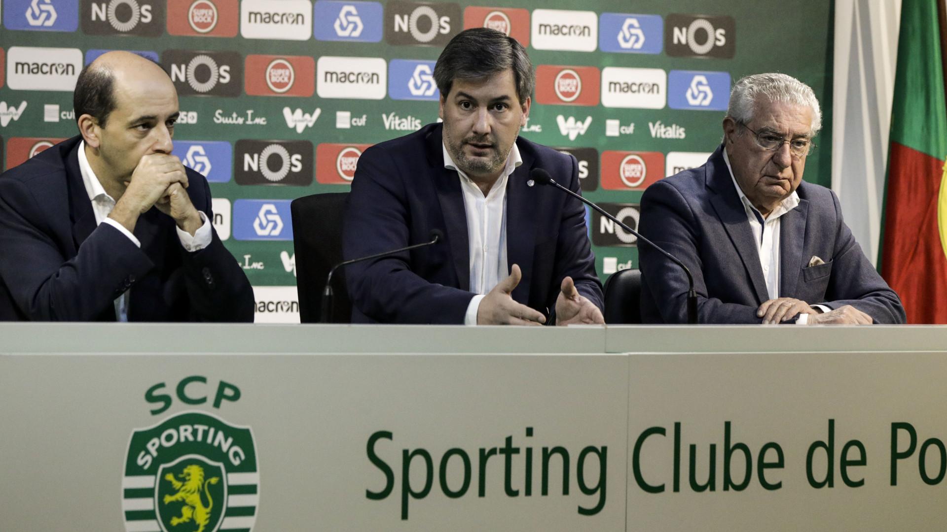 Bruno de Carvalho desafia sócios a pedir AG destituitiva