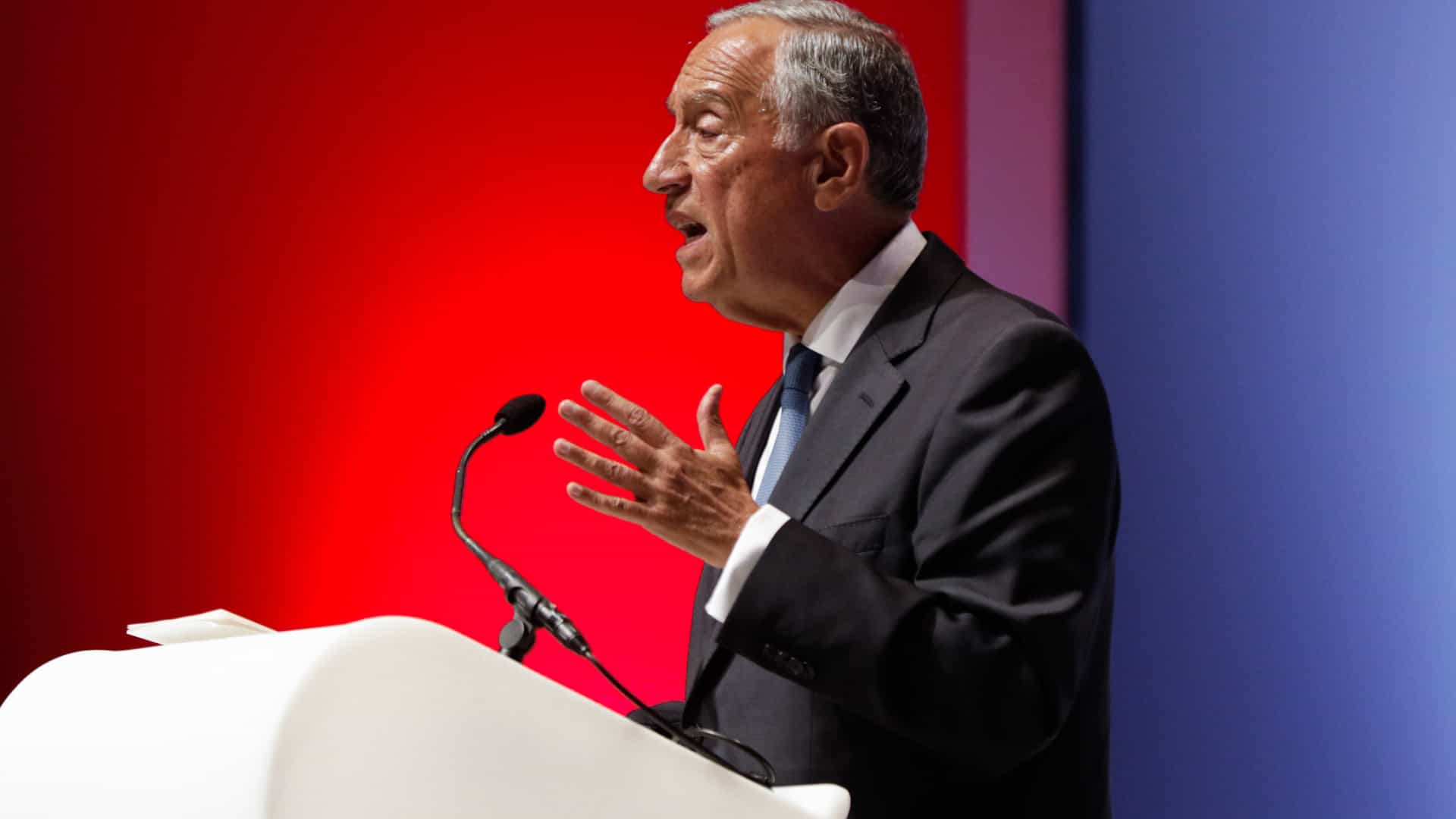 """Marcelo: NATO será """"tema importante"""" na agenda de encontro com Trump"""