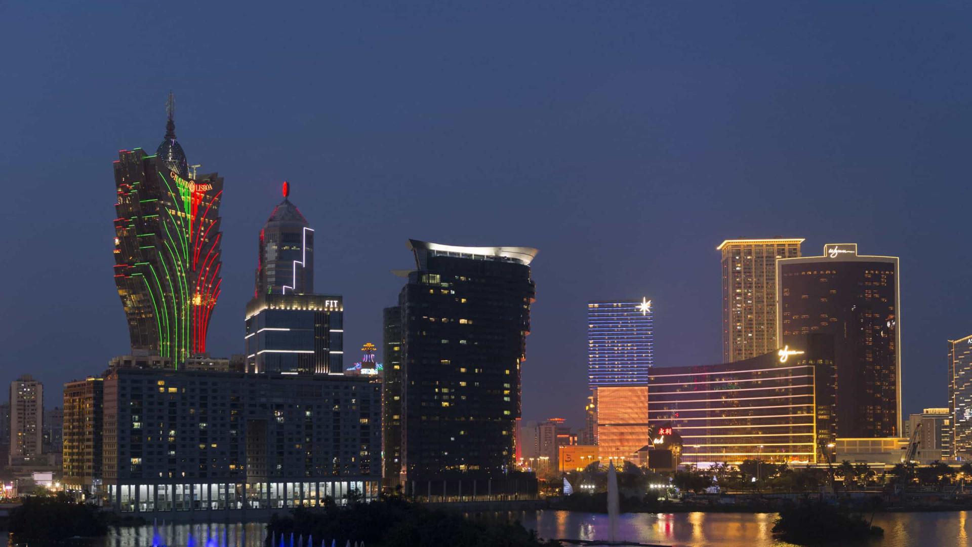 Macau assina acordo de participação na iniciativa 'Uma Faixa, uma Rota'