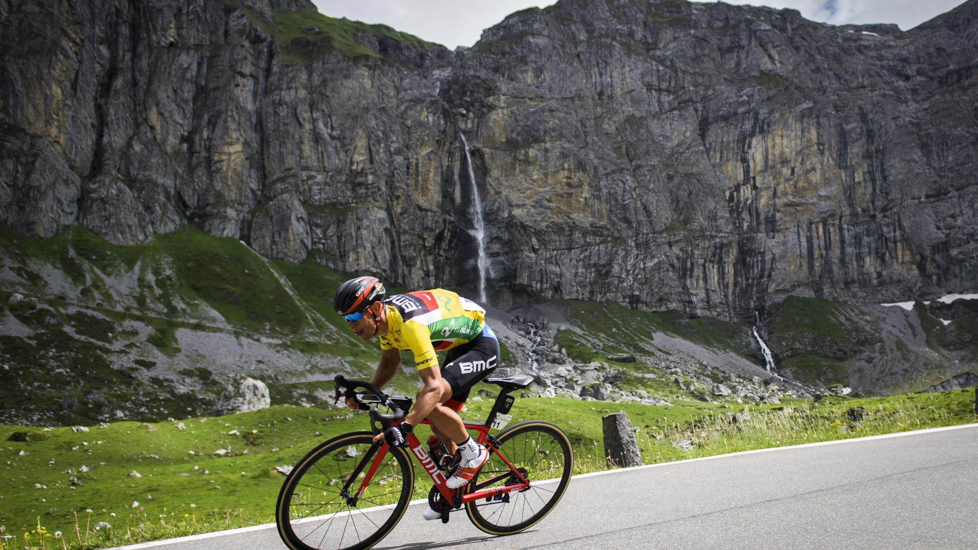 Richie Porte consolida liderança da Volta à Suíça
