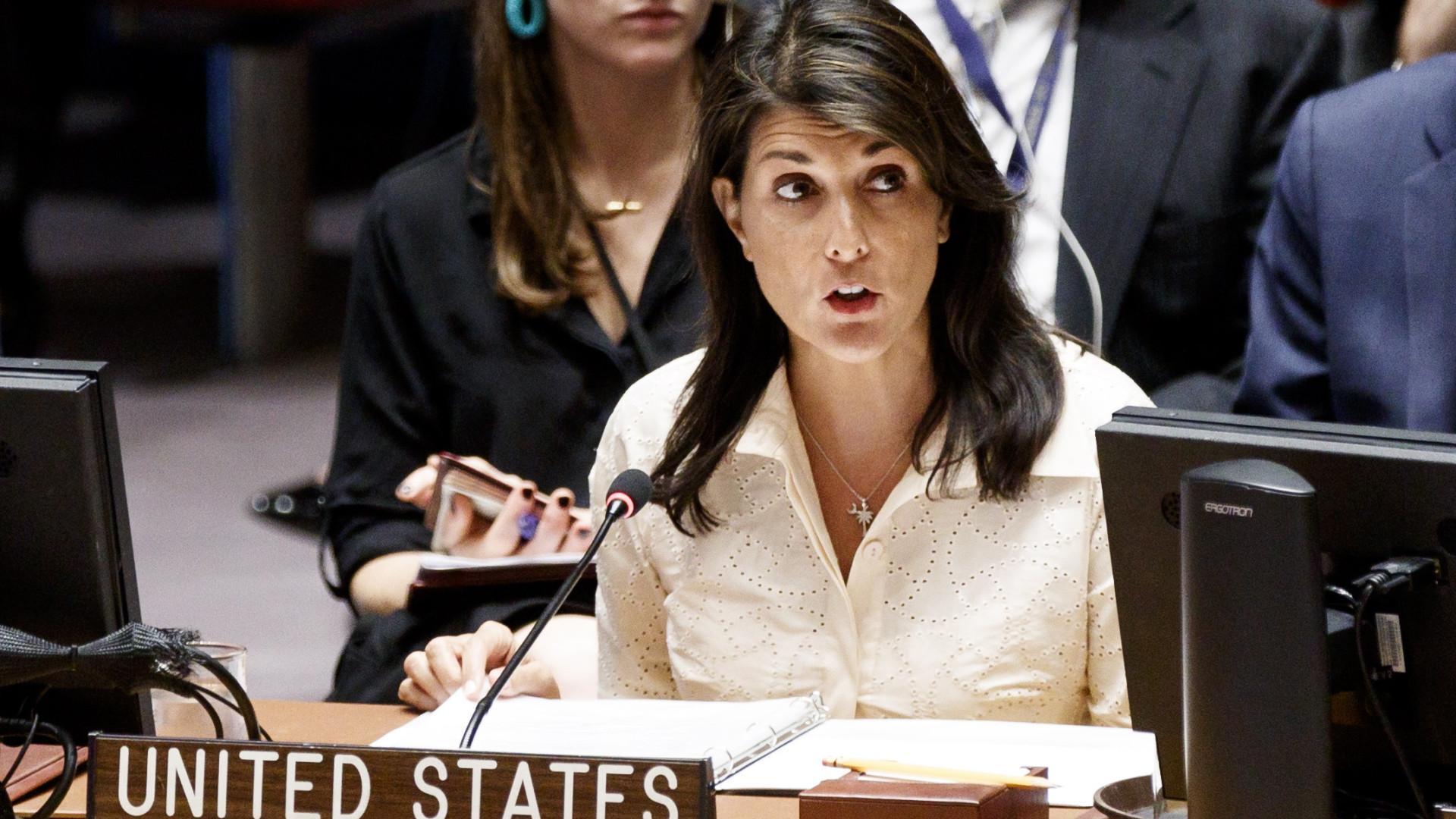 EUA retiram-se do Conselho dos Direitos Humanos