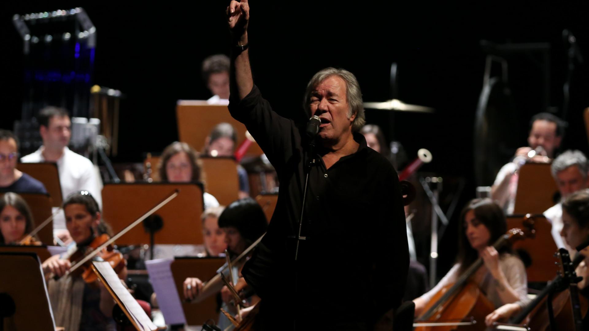 Canções de Sérgio Godinho ganham nova vida com Orquestra Metropolitana