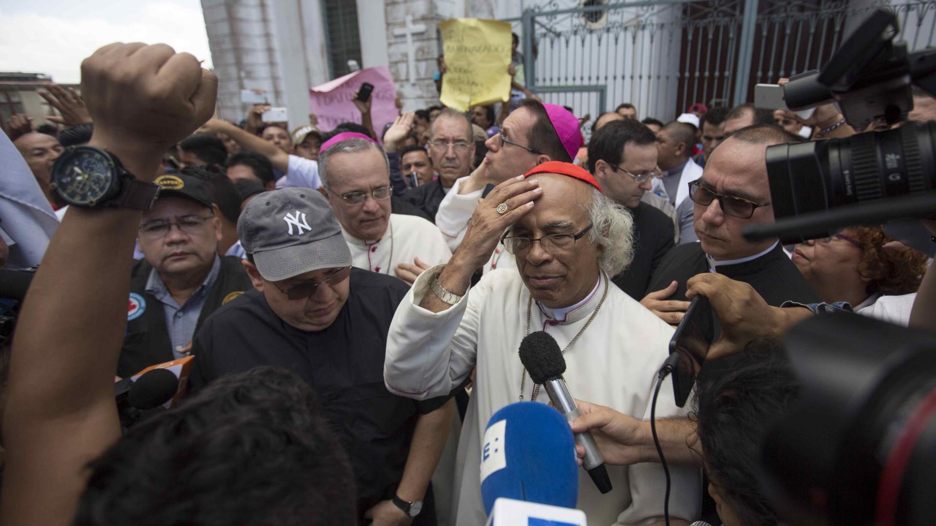 Cardeal Leopoldo Brenes diz que Igreja Católica é perseguida na Nicarágua