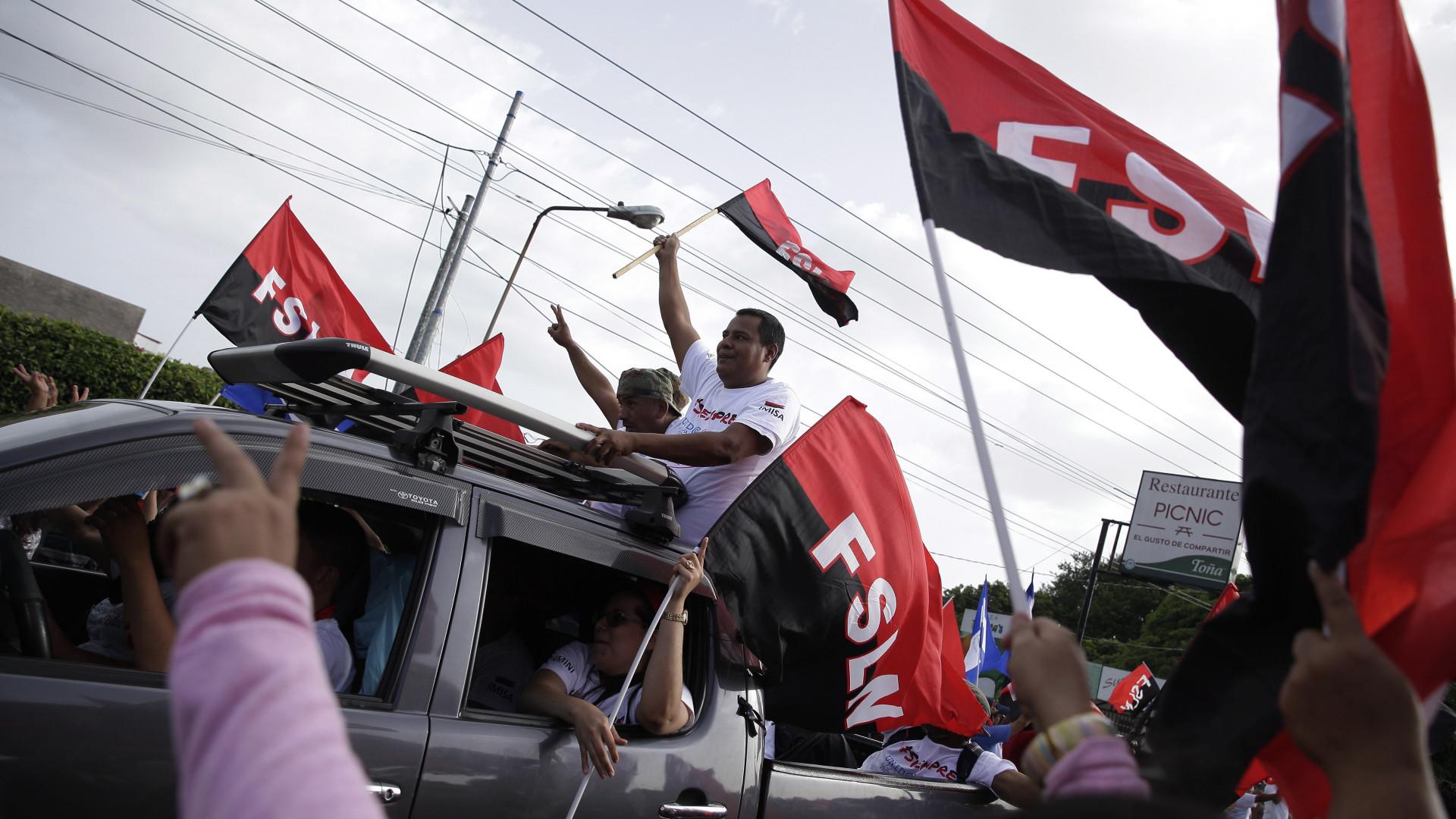 Dois mortos em confrontos entre polícia e manifestantes na Nicarágua
