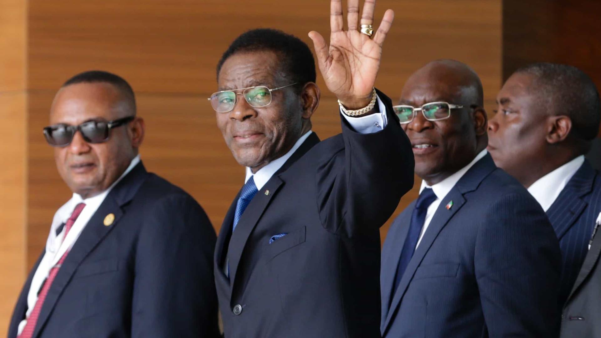 Guiné Equatorial demitiu chefe do Estado-Maior das Forças Armadas