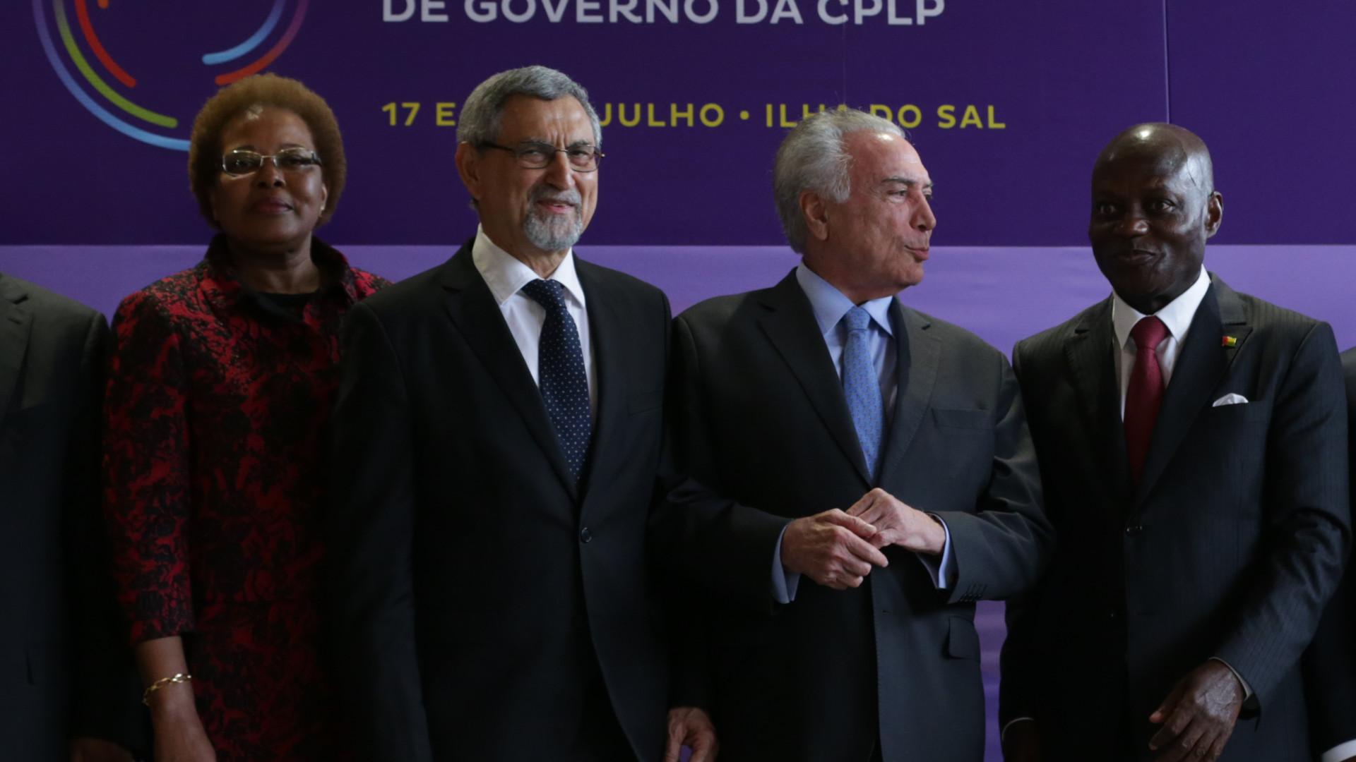 CPLP ganha nove observadores, incluindo Reino Unido e França