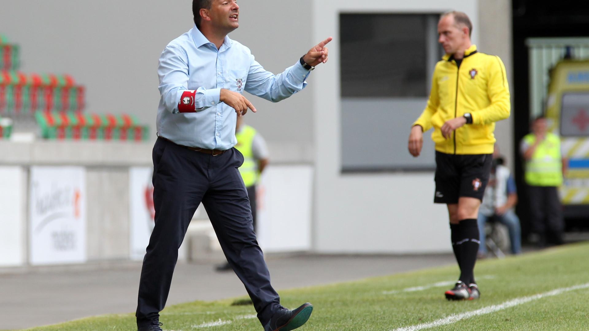 Cláudio Braga garante que o único pensamento do Marítimo é ganhar