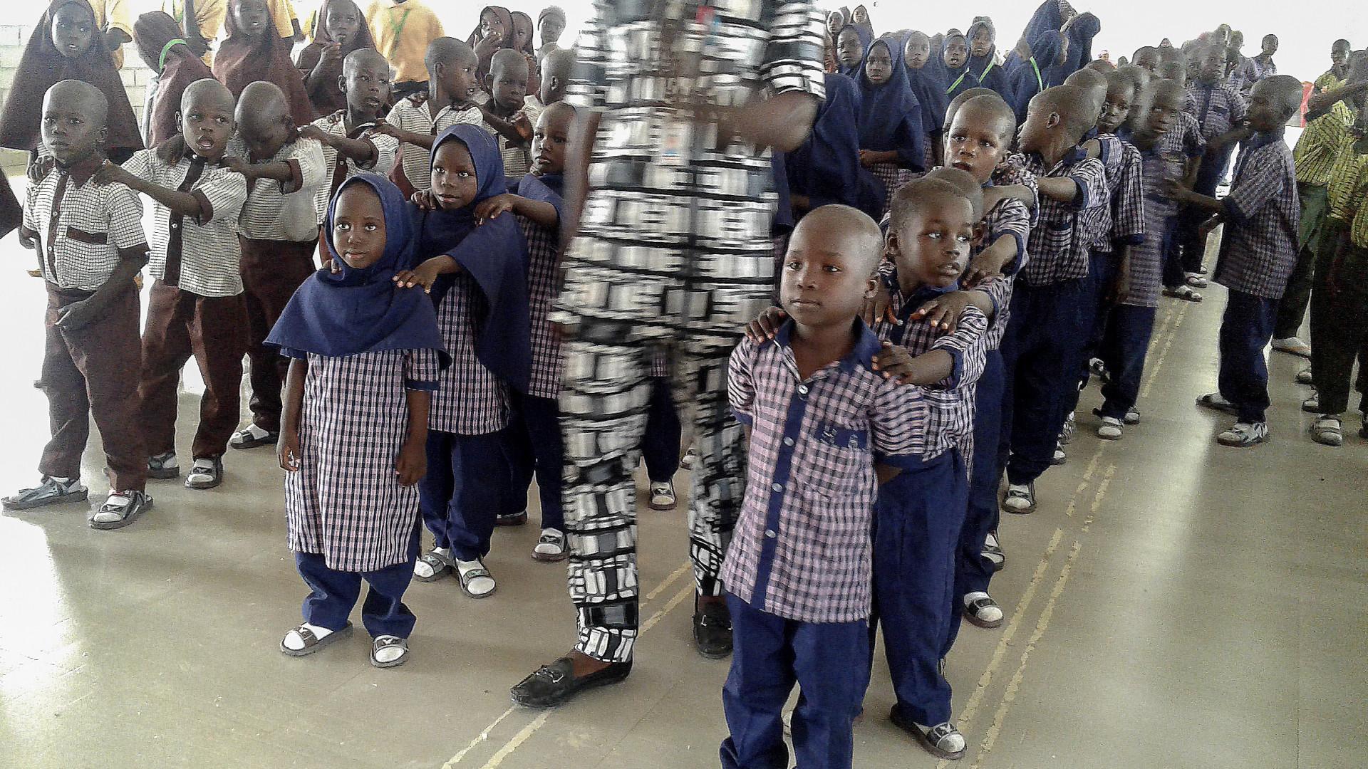 Centenas de crianças-soldado libertadas do grupo Boko Haram na Nigéria