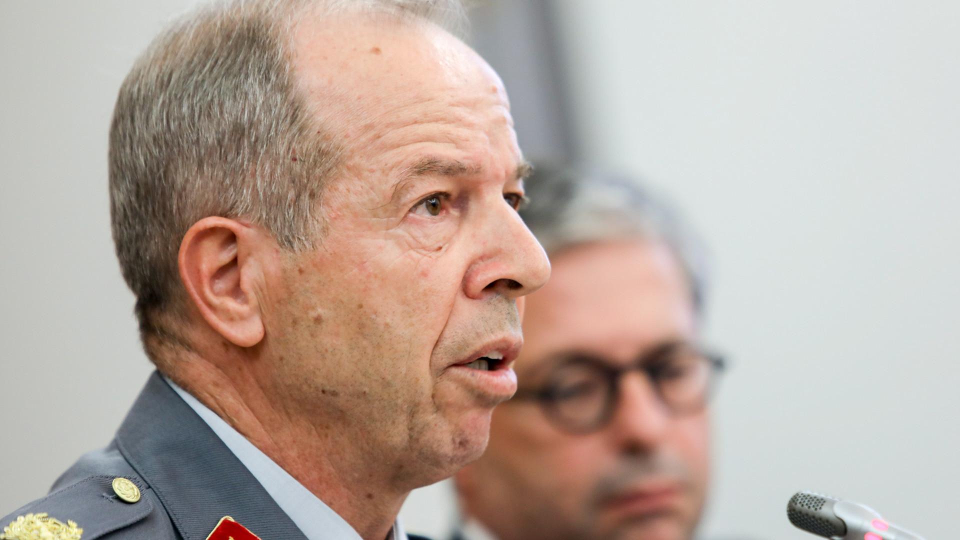 Após Tancos já foram investidos 4,3 milhões de euros em segurança