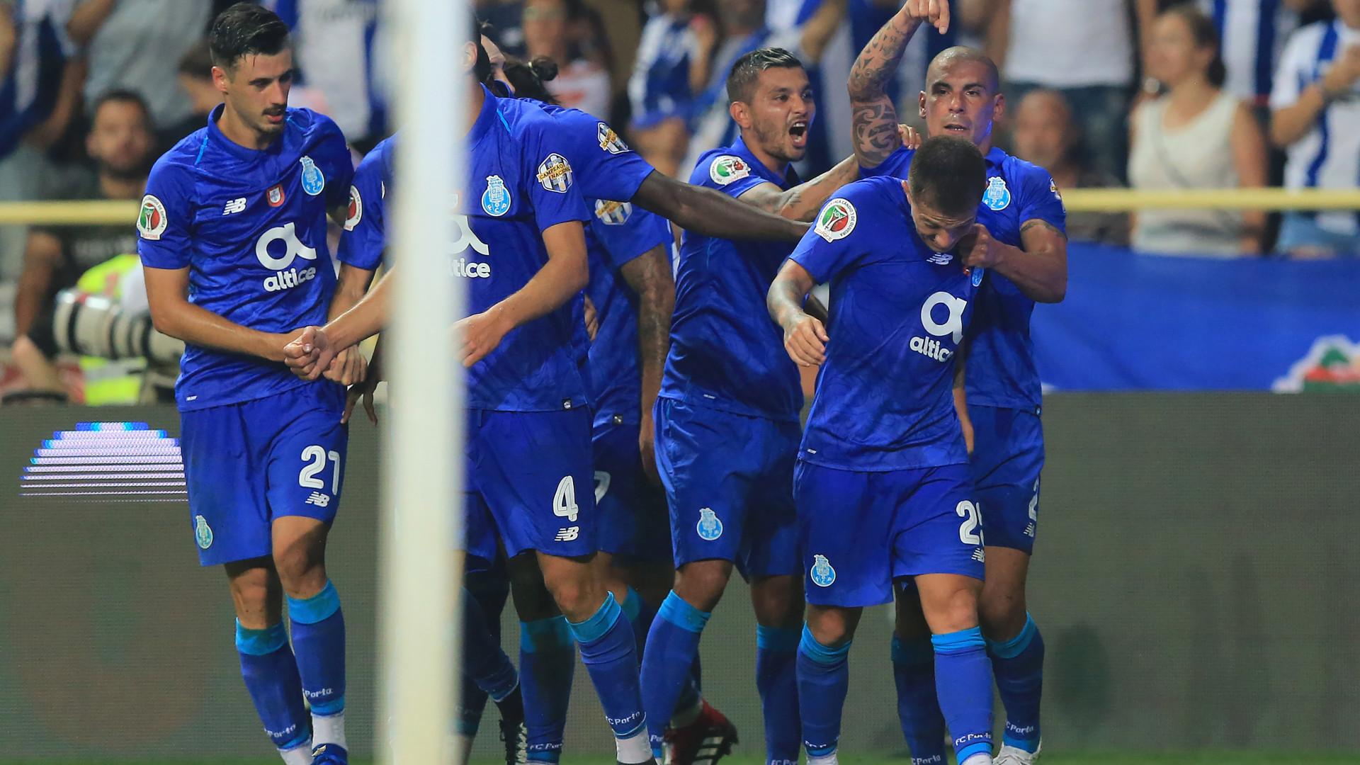 FC Porto inicia defesa do título em casa com o Desp. Chaves