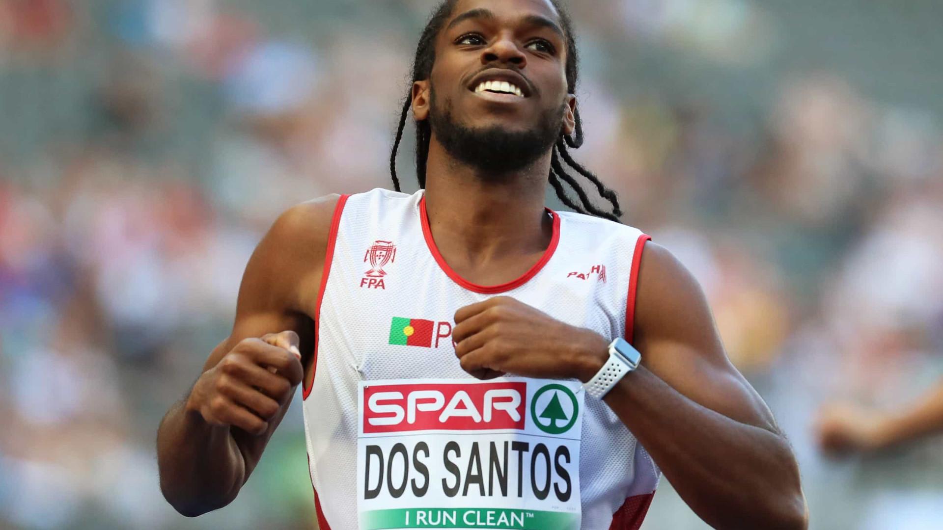 Ricardo dos Santos 7.º na final dos 400 metros dos Europeus de Atletismo