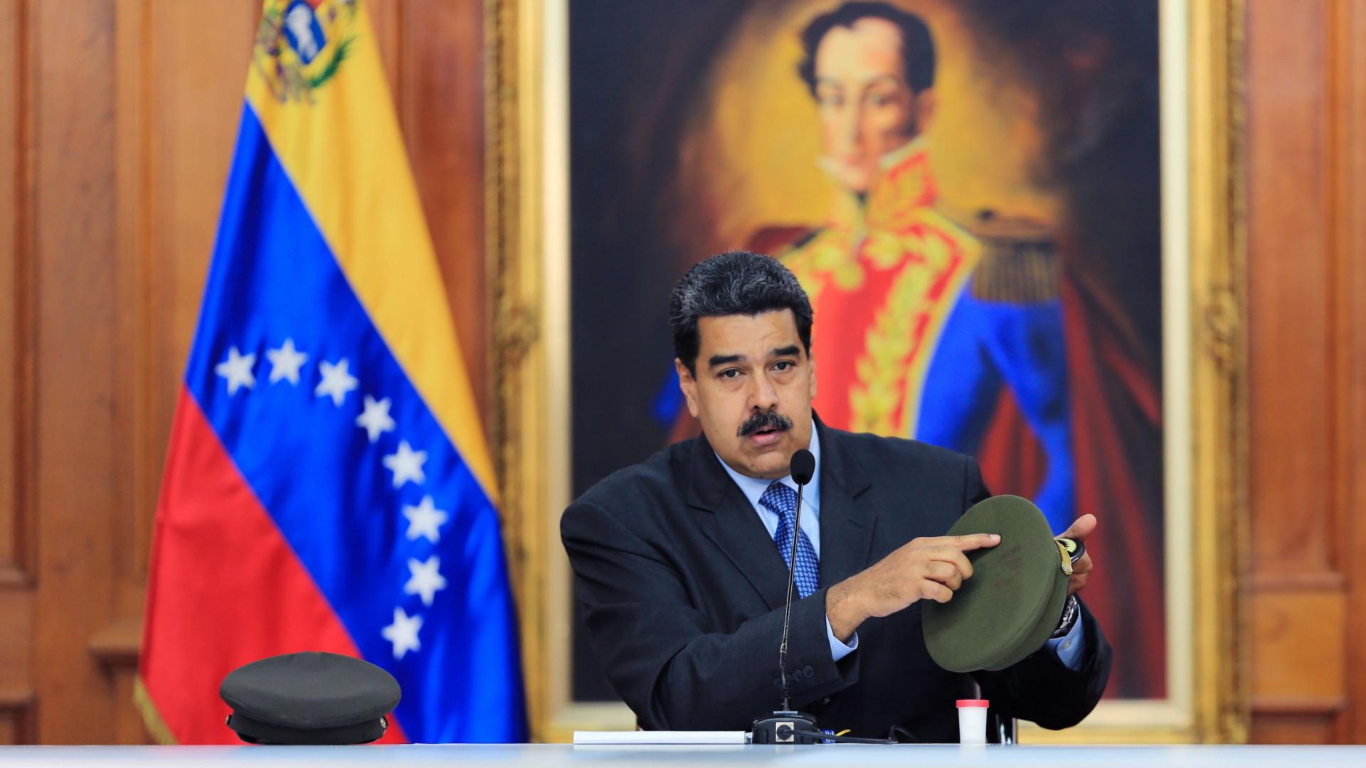 """Venezuela acusa União Europeia de """"retórica irracional e colonialista"""""""