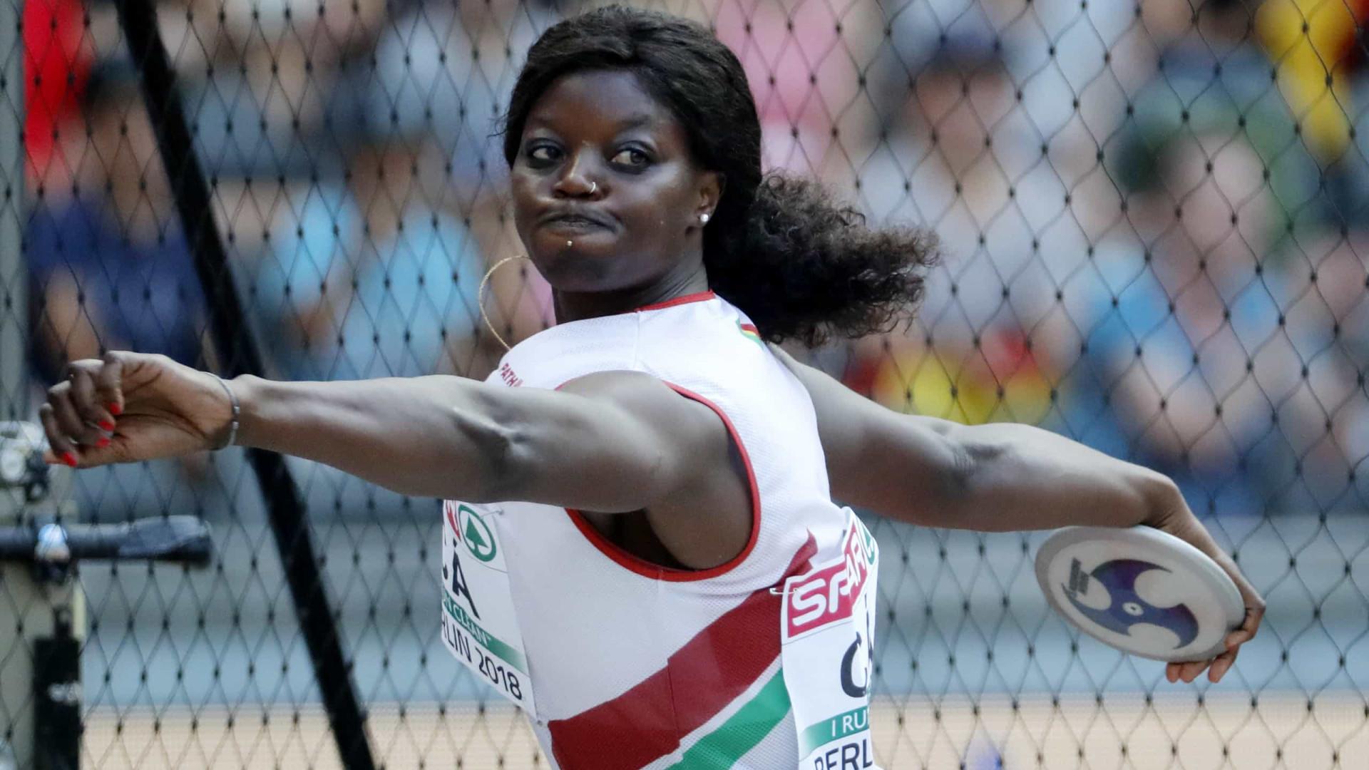 Liliana Cá sétima em 'dramática' final do disco nos Europeus de Atletismo