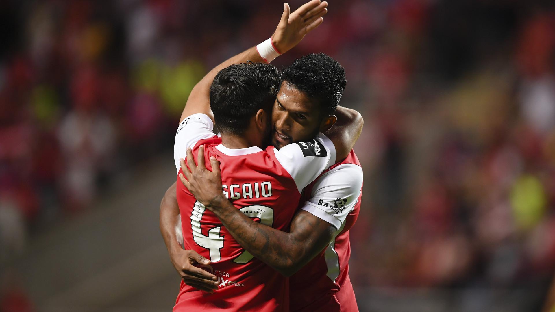 Sporting de Braga arranca com vitória sobre o Nacional