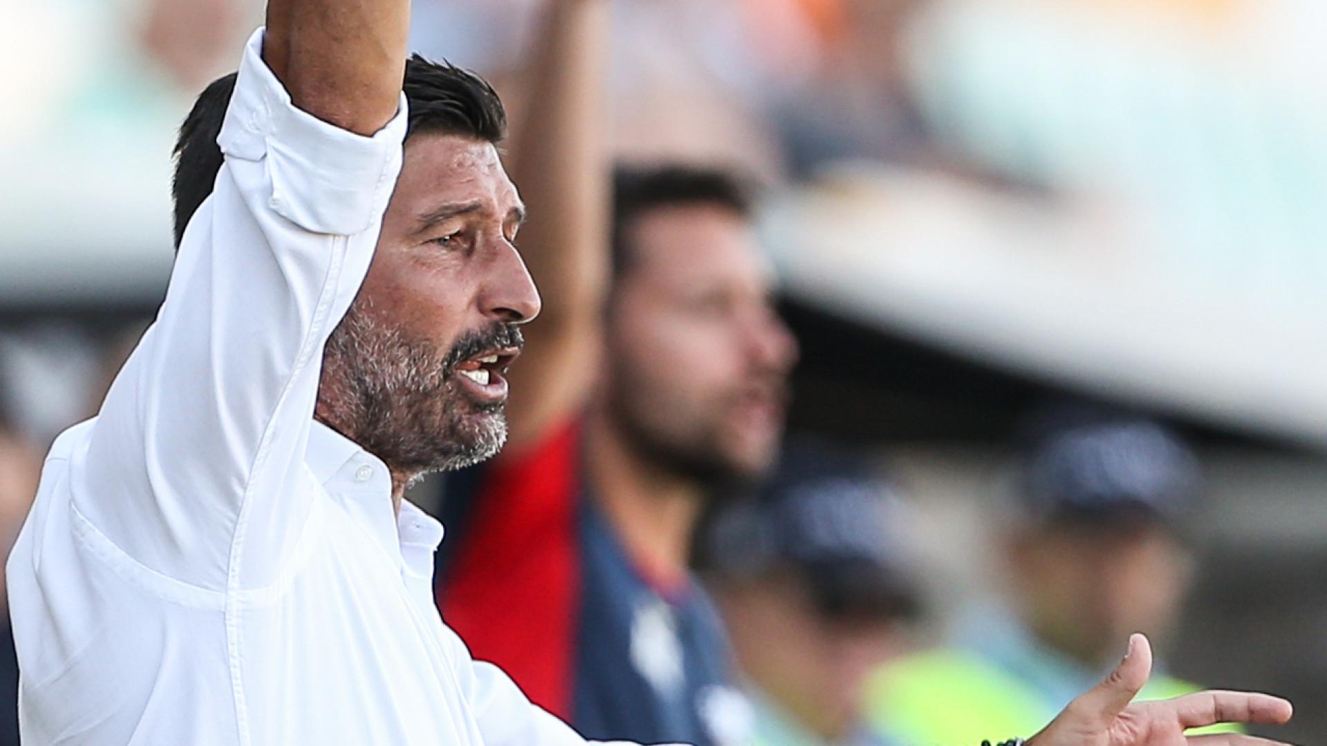 Treinador diz que Portimonense vai jogar a pensar na vitória 3c7b1068fbbe2
