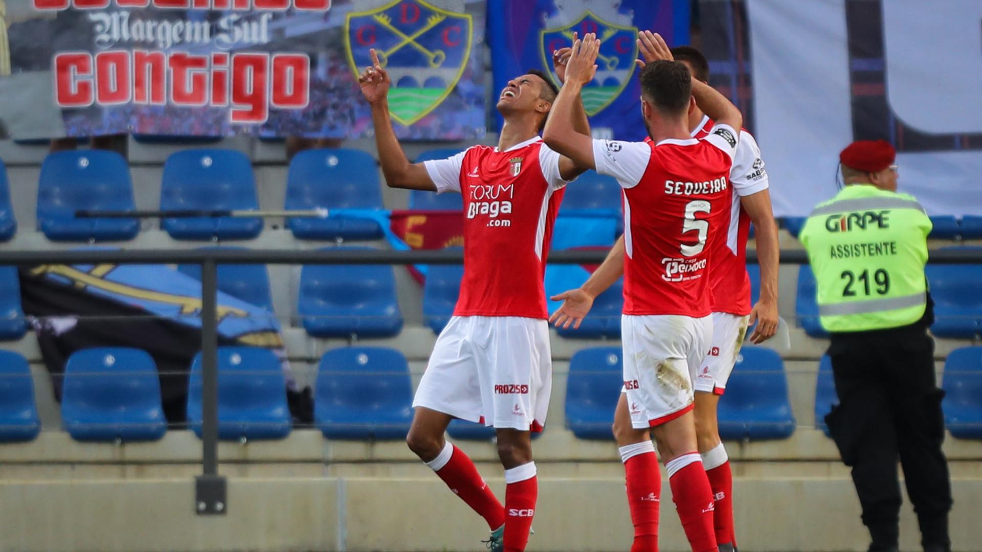 Braga Chaves: Sporting De Braga Vence Em Chaves E