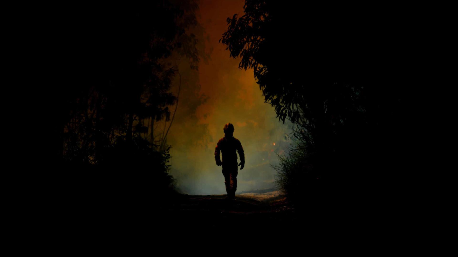 Dominado incêndio no Parque Nacional da Peneda-Gerês