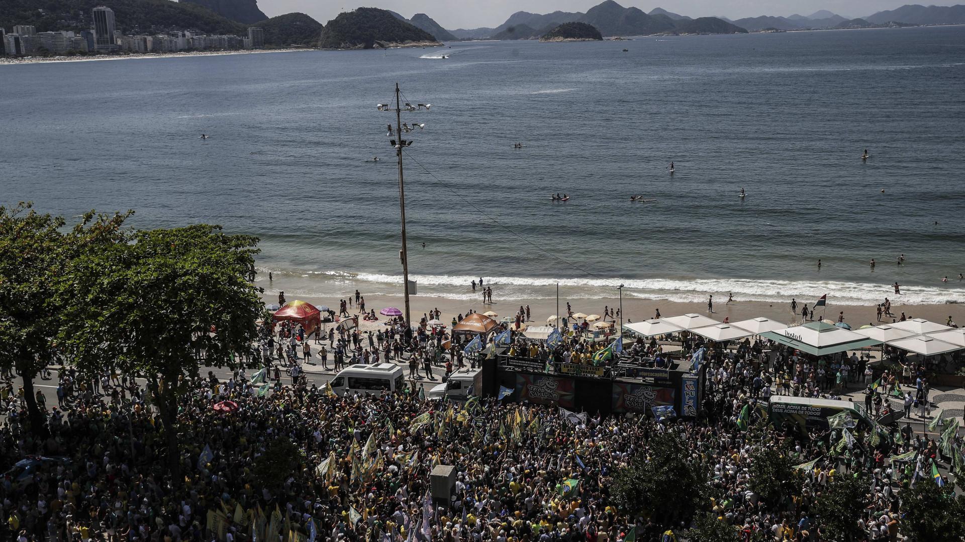 Mais de 147 milhões de brasileiros escolhem o novo Presidente em outubro
