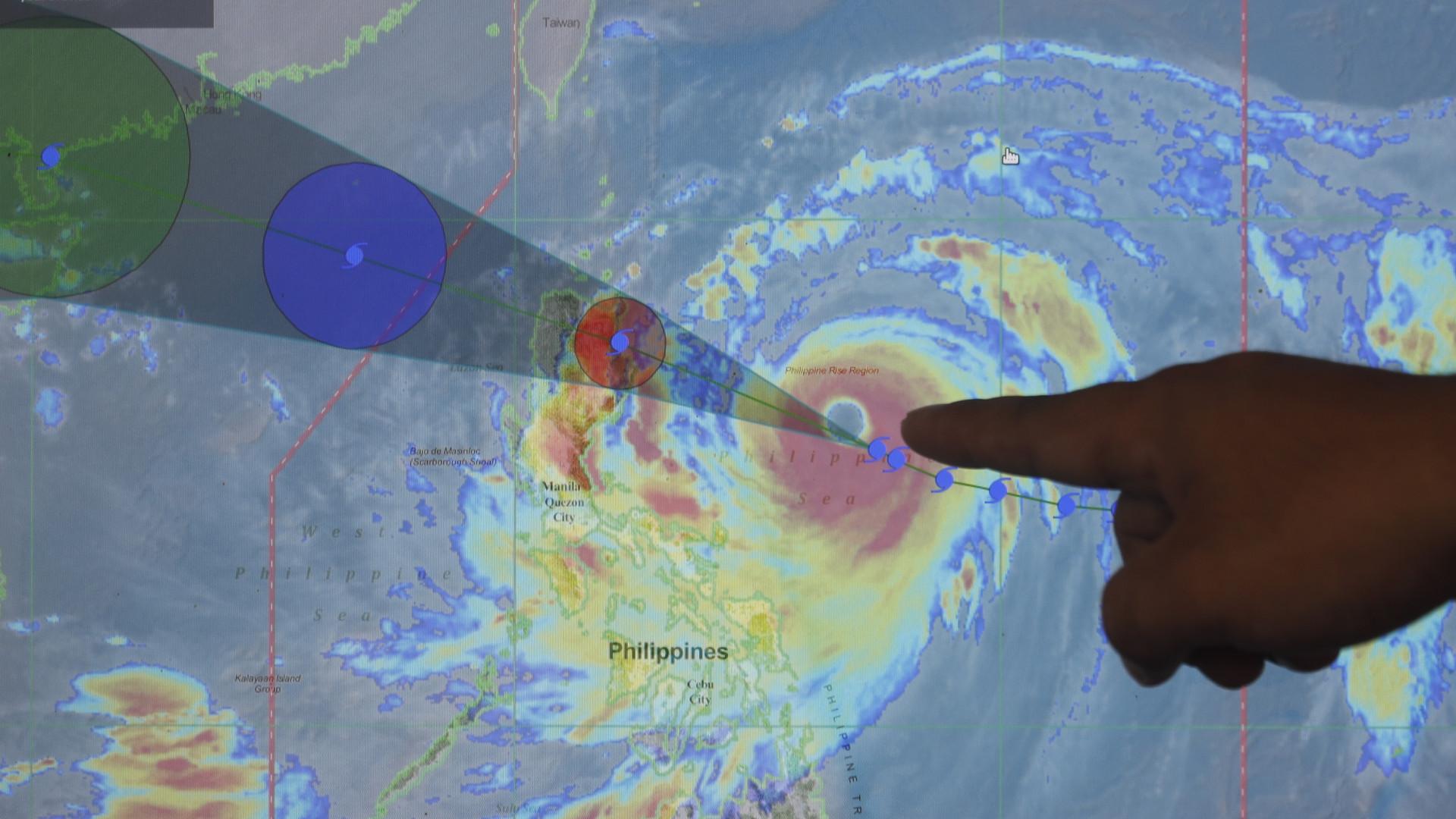 Sinal 8 de tempestade tropical vai ser içado em Macau às 02h00 de domingo