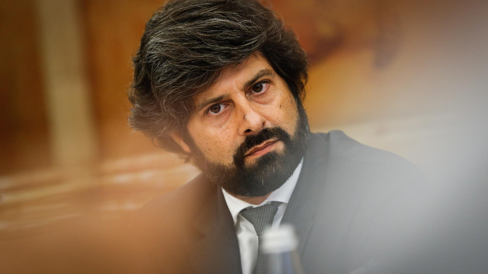 """Ricardo Ferreira considera """"natural"""" sair do Governo e ir para EDP"""