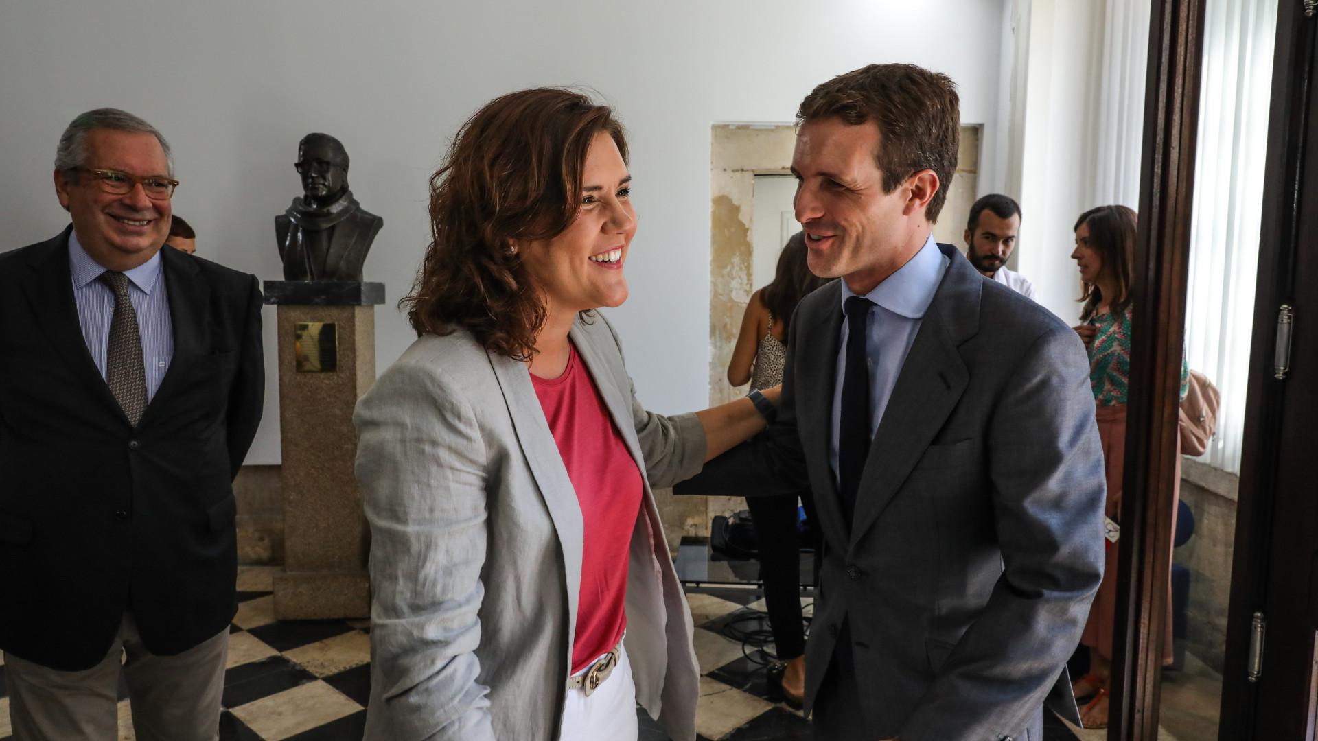 CDS pede a Marcelo para ouvir partidos sobre escolha do PGR