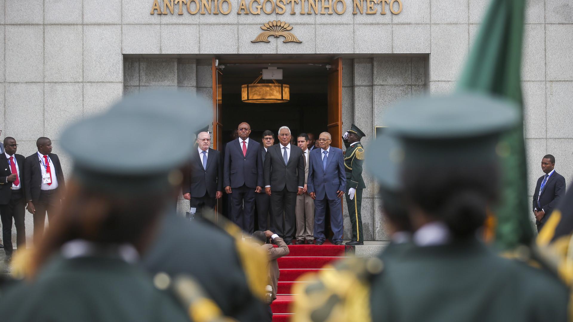 """""""Portugal deseja o aprofundamento da presença de Angola no país"""""""