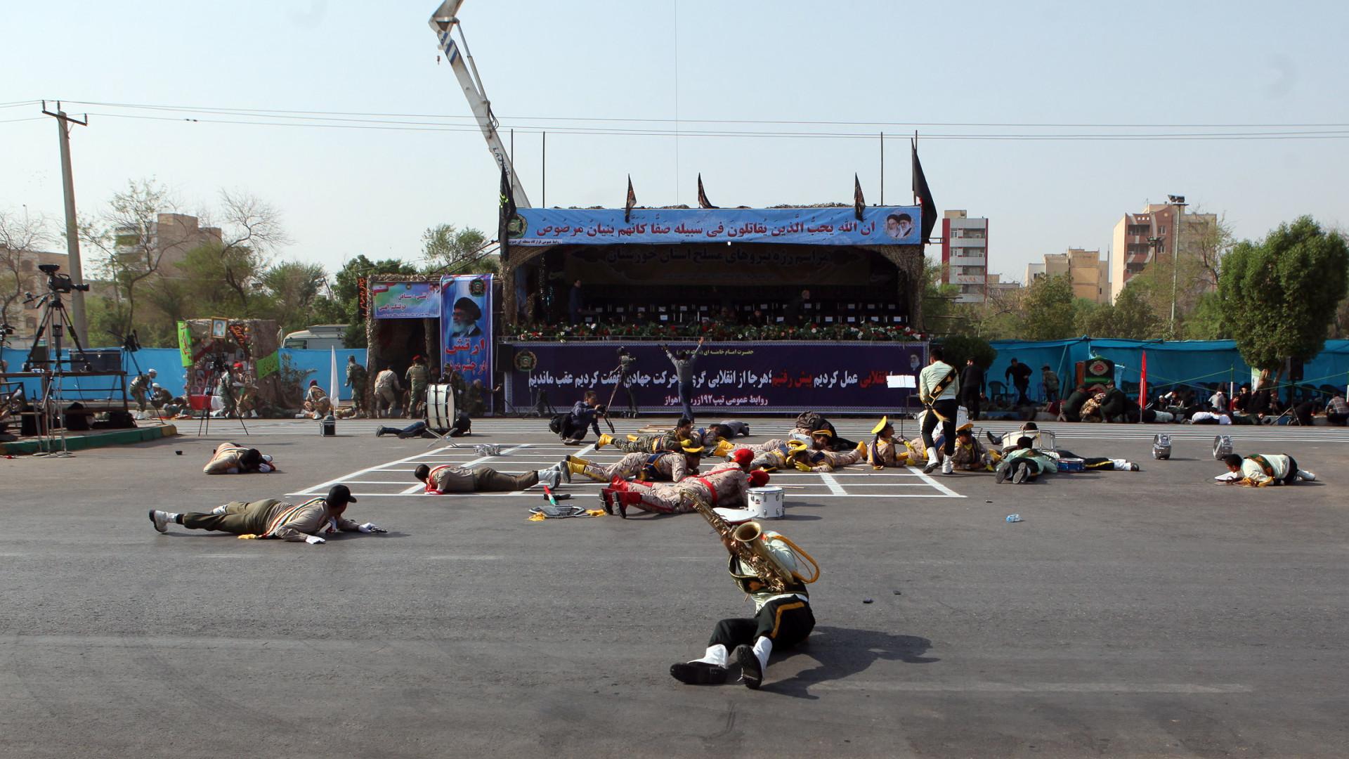 Irão convoca diplomatas europeus depois de ataque terrorista em Ahvaz