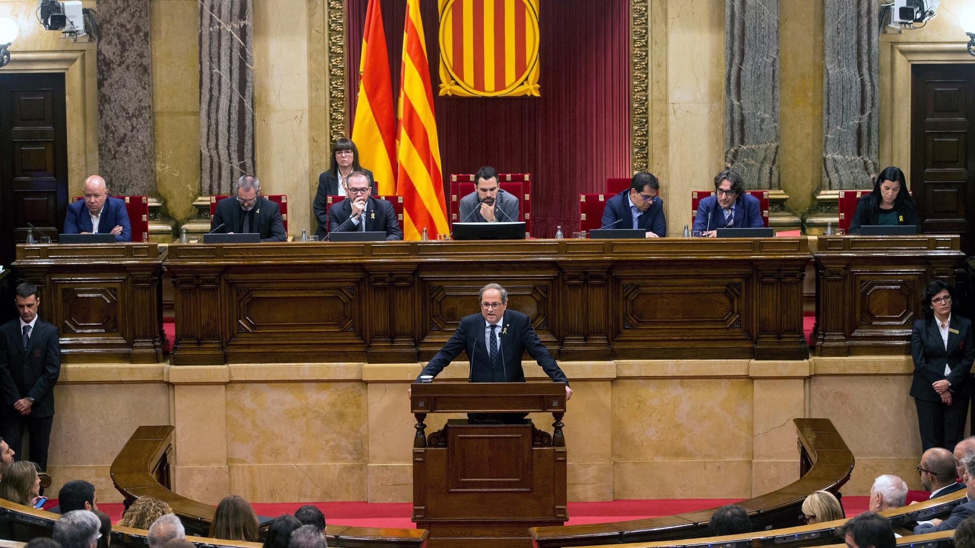 """Madrid rejeita ultimato de separatistas e pede """"distensão e calma"""""""