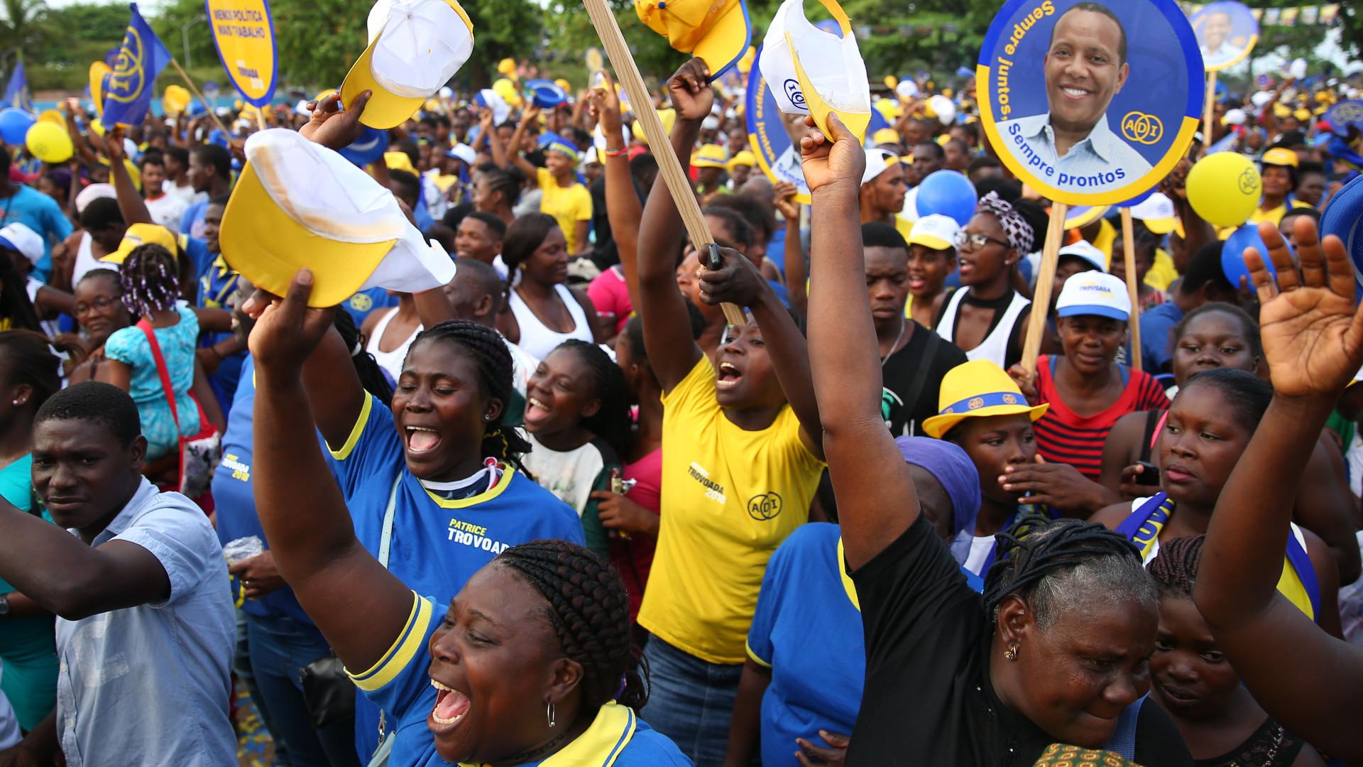 ADI na oposição em São Tomé marca congresso para 16 deste mês
