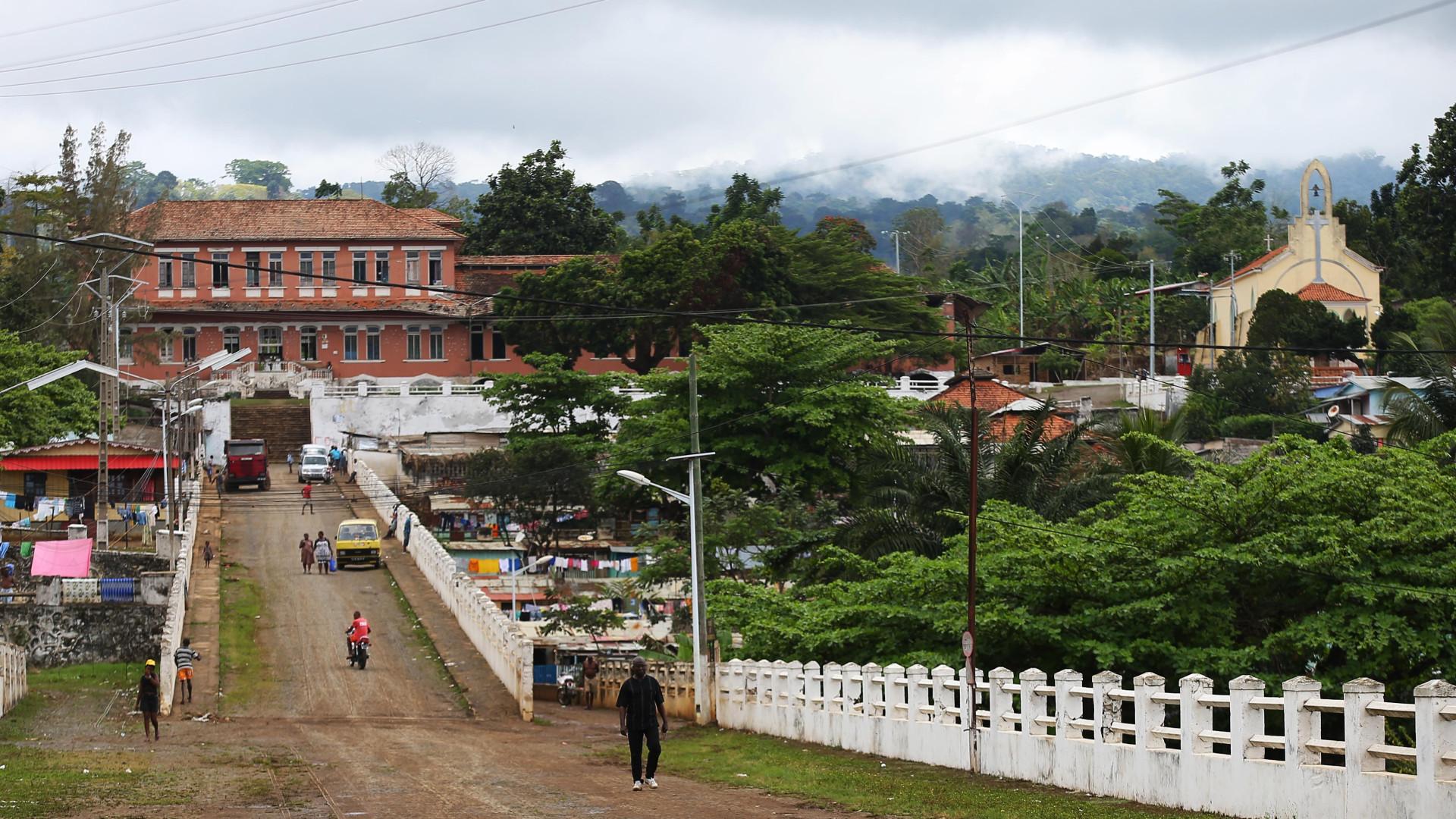 """BAD promete ajudar São Tomé a ser um país com """"crescimento durável"""""""