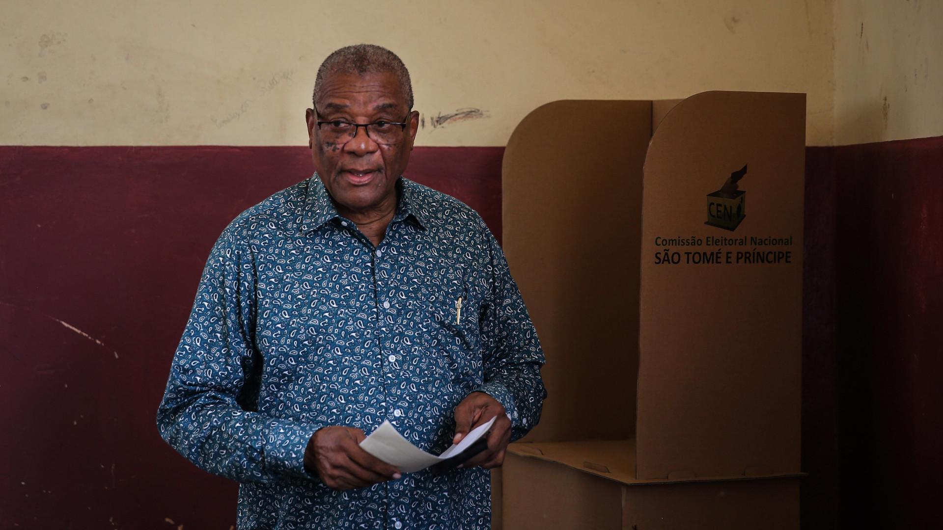 PR de São Tomé vai ouvir vencedor das eleições sobre formação do governo