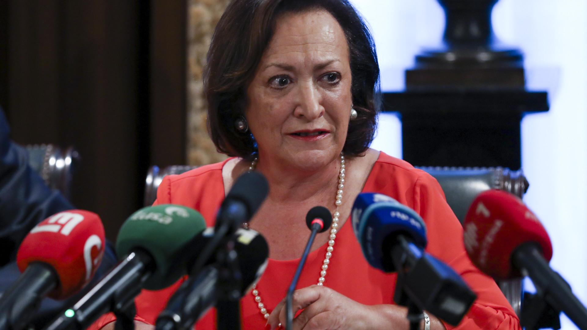 Marques Vidal favorável a audição pública sobre nomeação de PGR