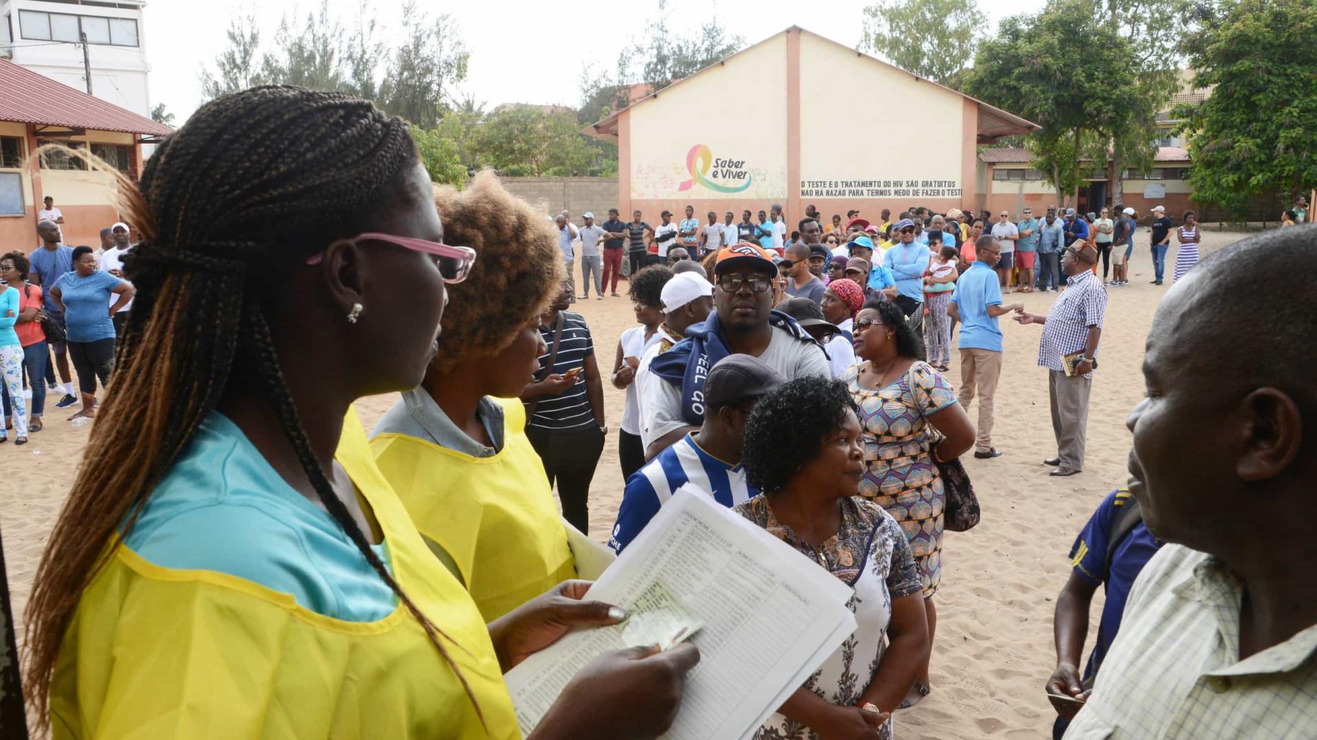 Resultados eleitorais moçambicanos serão divulgados pelos órgãos locais