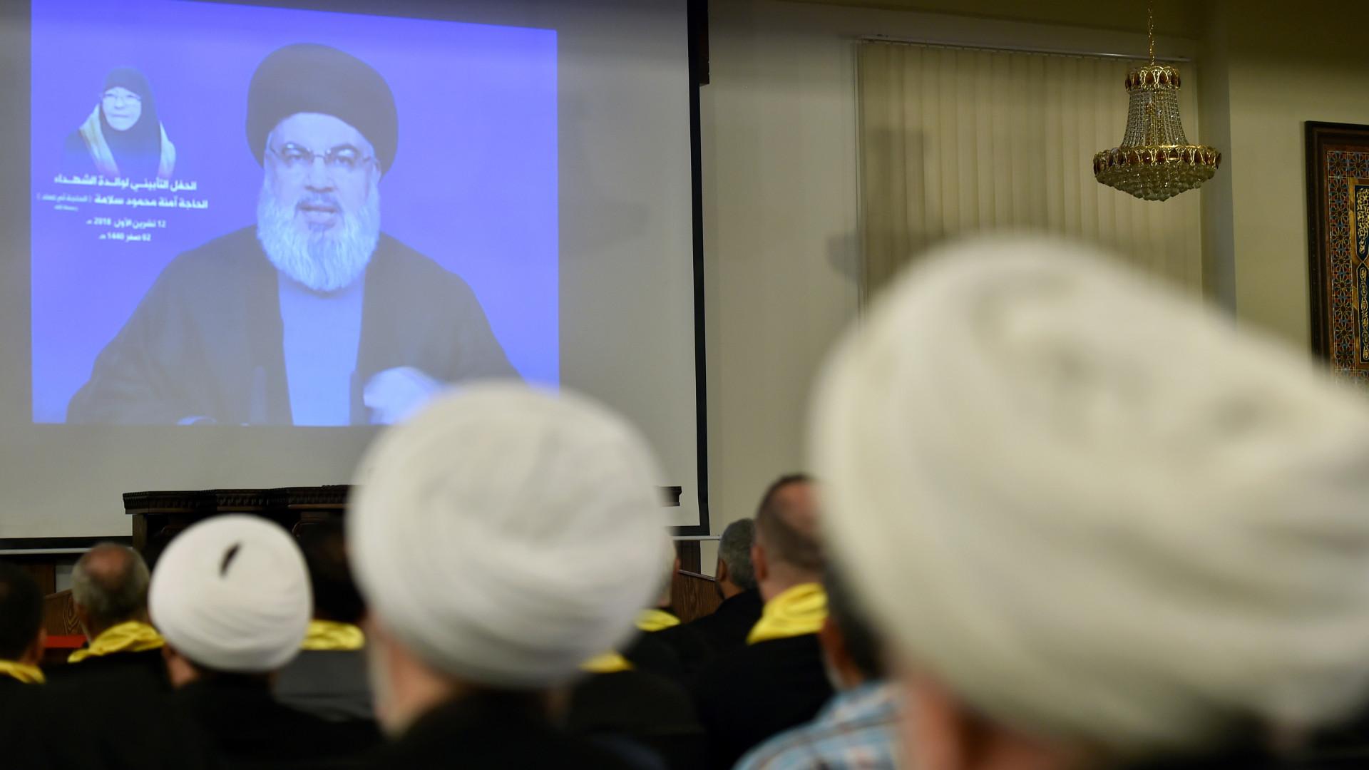 Nasrallah diz que normalização entre Israel e países do Golfo é traição