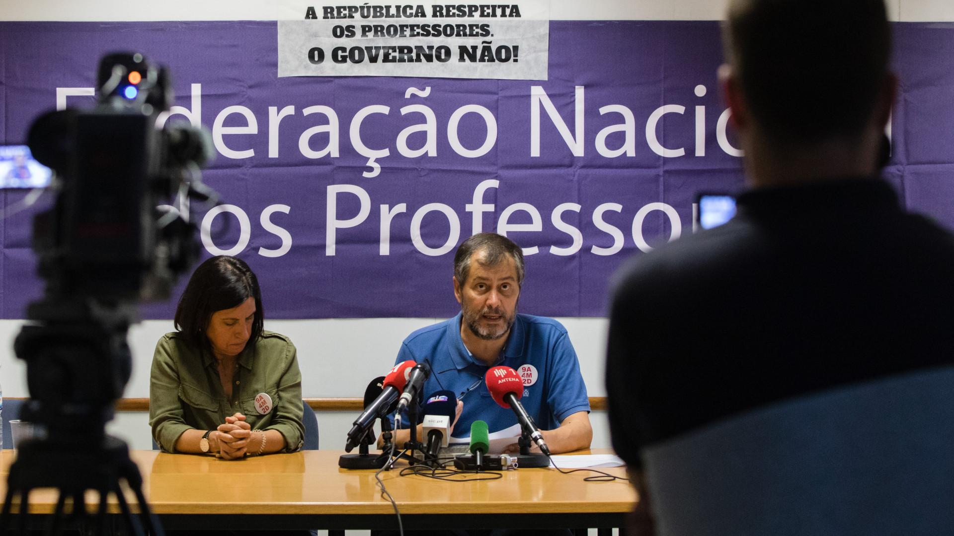 Professores: Sindicatos vão processar ministro. Greve é legal, reiteram