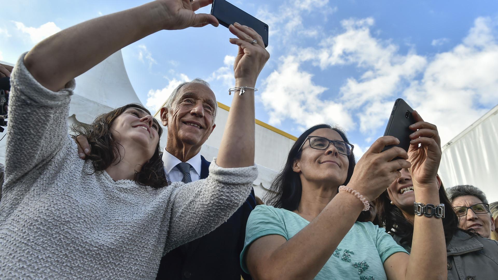 Marcelo quer estratégia contra pobreza e diz que momento é agora