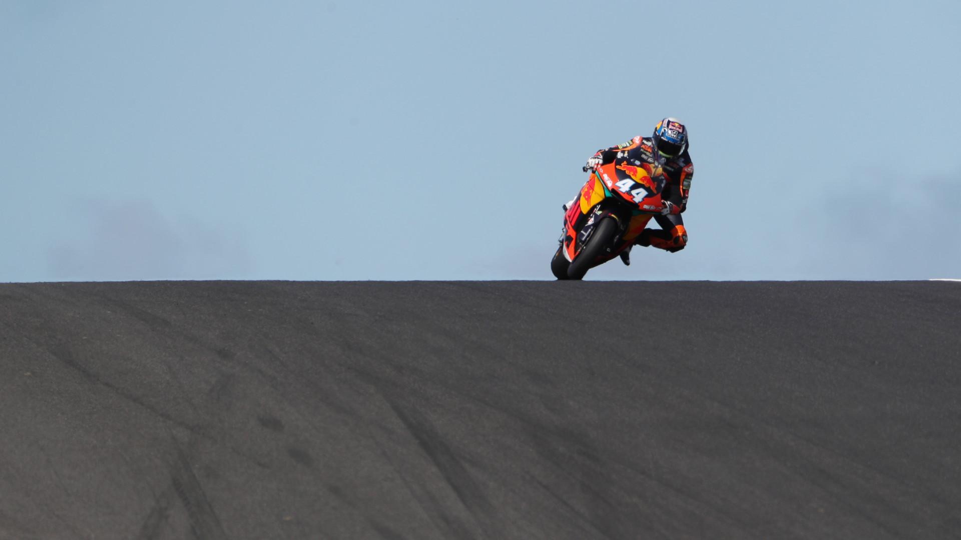Miguel Oliveira é vice-campeão de Moto2