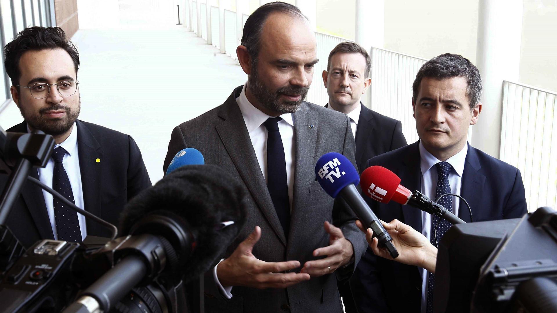 Número de atos antissemitas em França aumentou 70% este ano