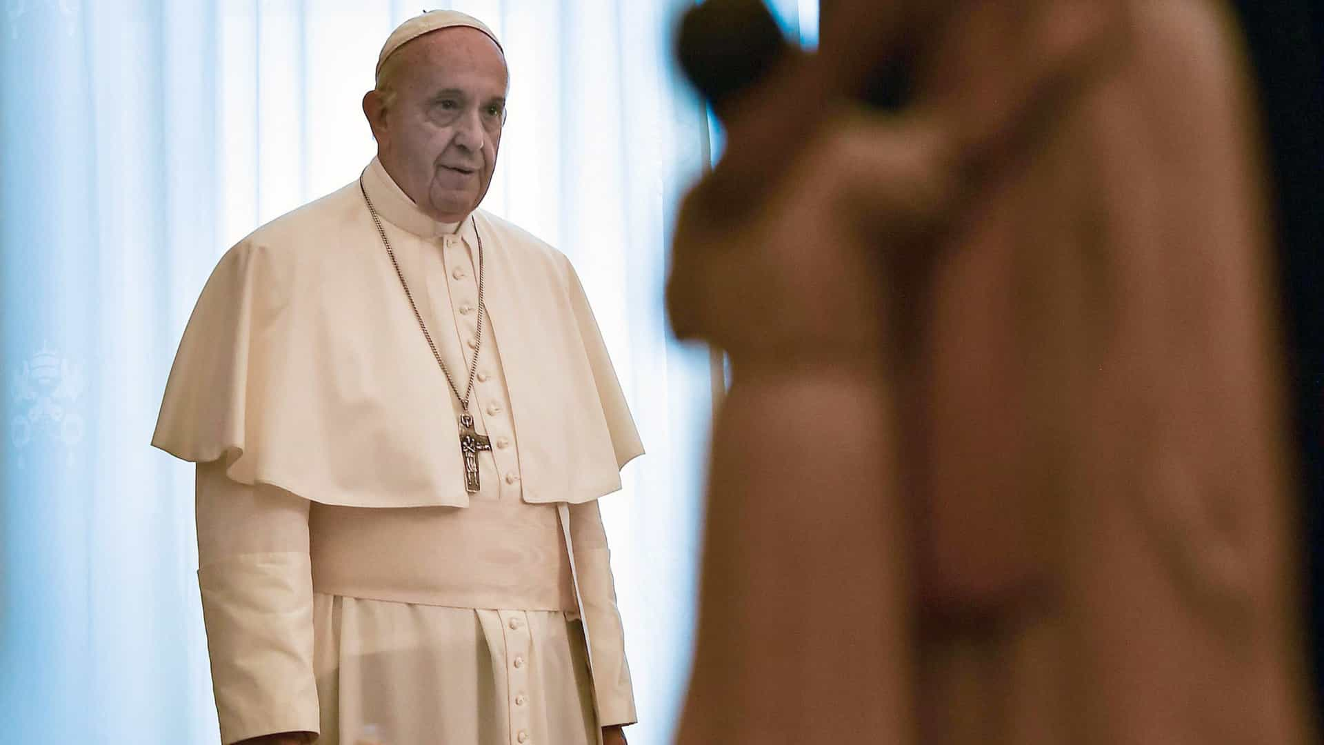 """Papa pede maior esforço para que antissemitismo """"banido da humanidade"""""""