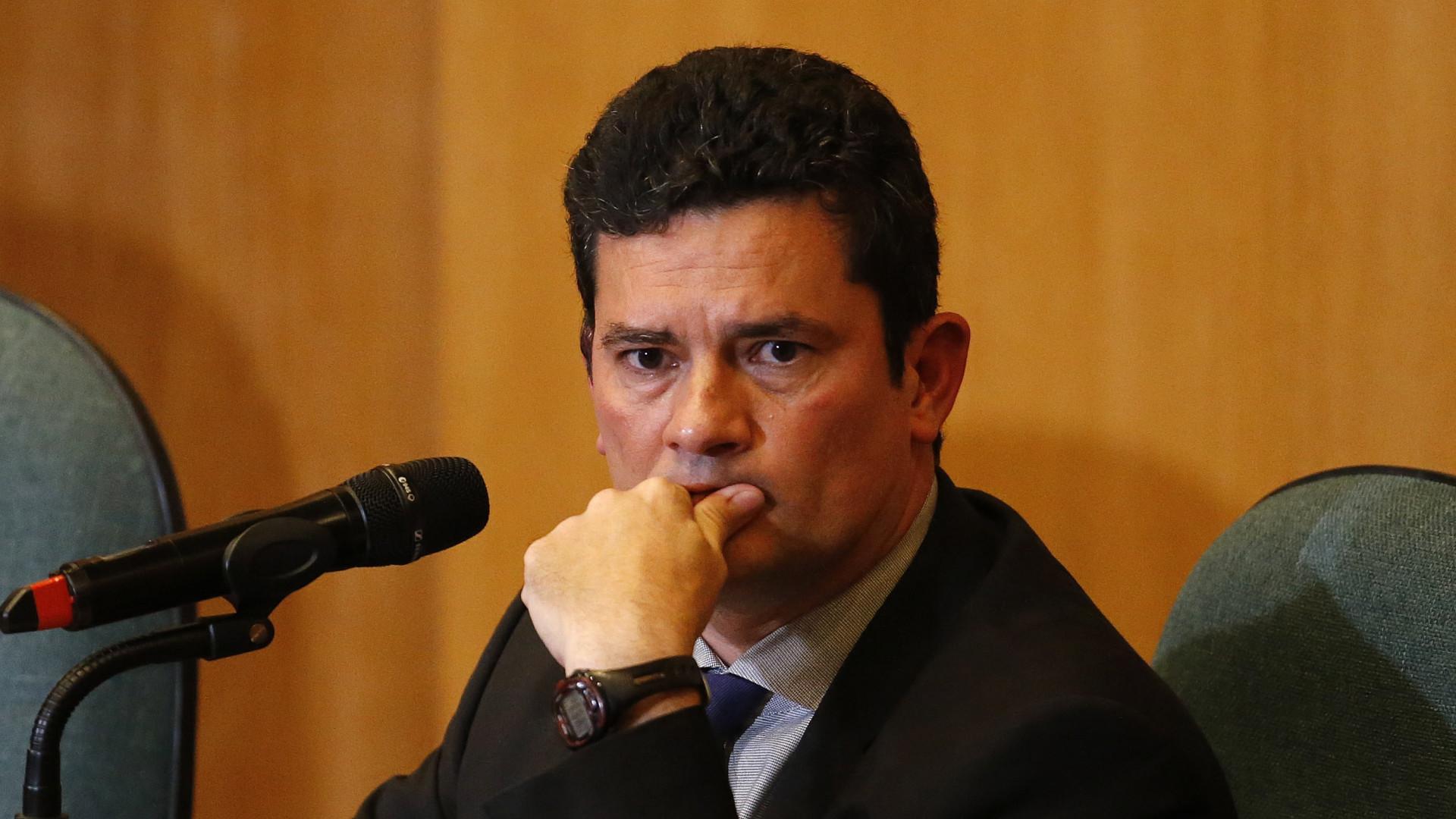 Conselho Nacional quer explicações de Moro sobre nomeação como ministro
