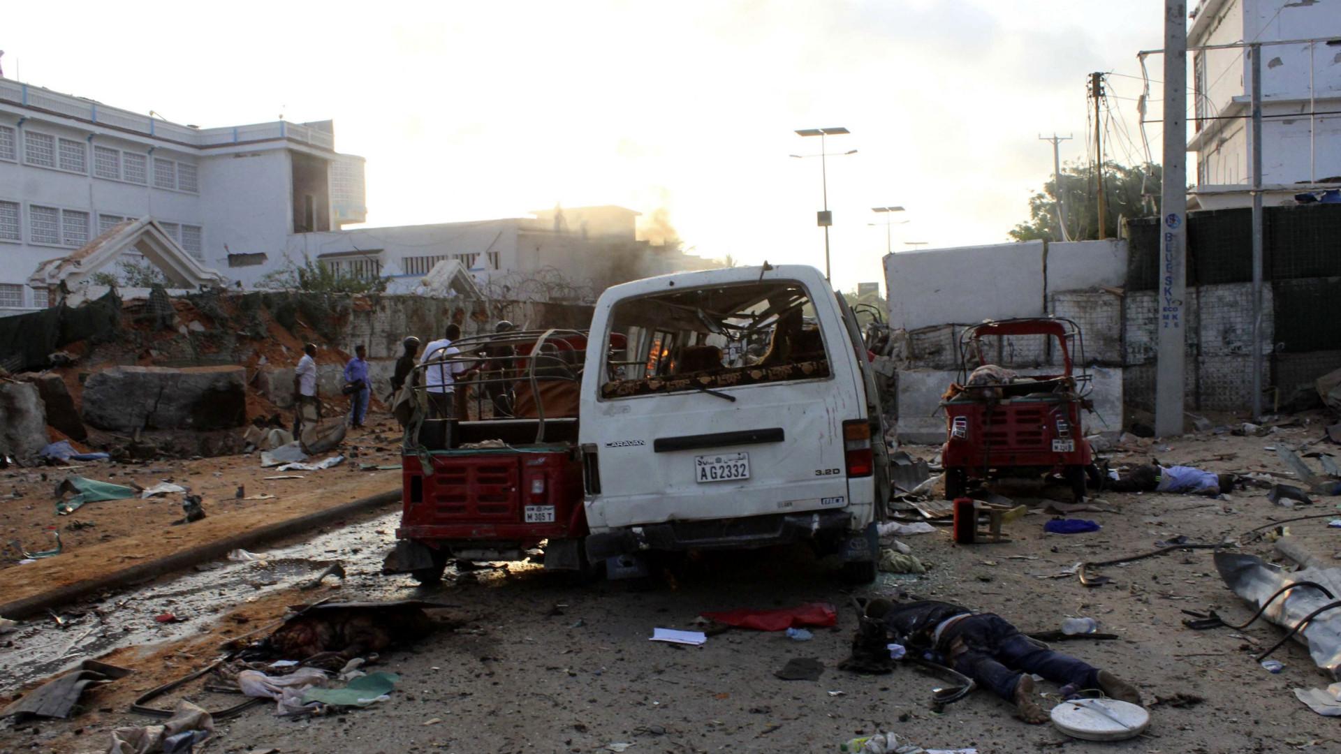 Número de mortos em atentado na Somália sobe para 41